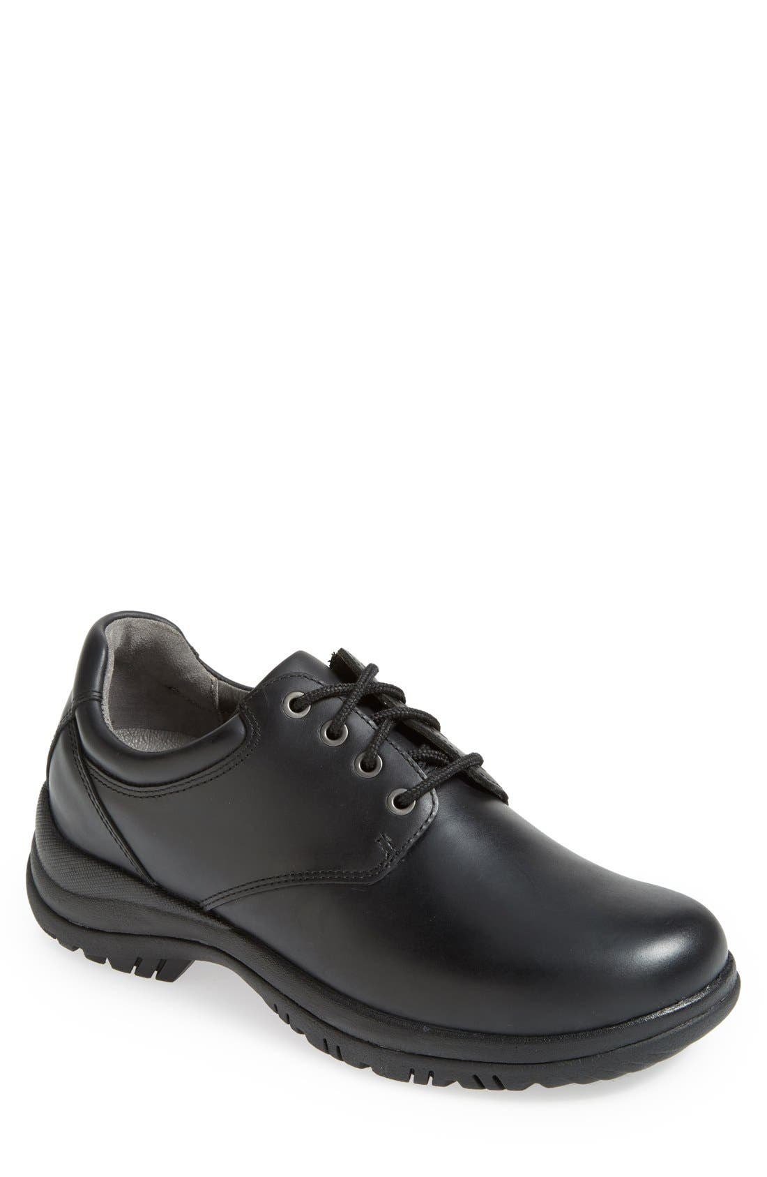 Dansko 'Walker' Plain Toe Derby (Men)