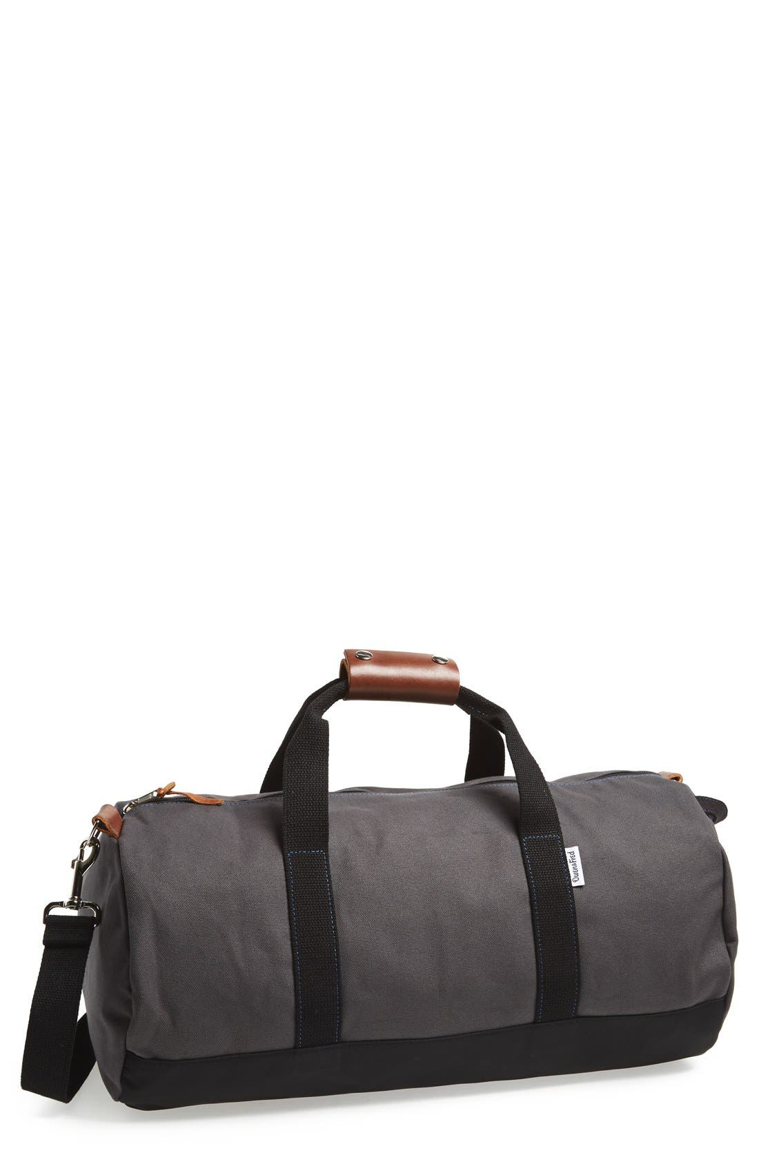 Main Image - Owen & Fred 'Work Hard, Play Hard' Duffel Bag