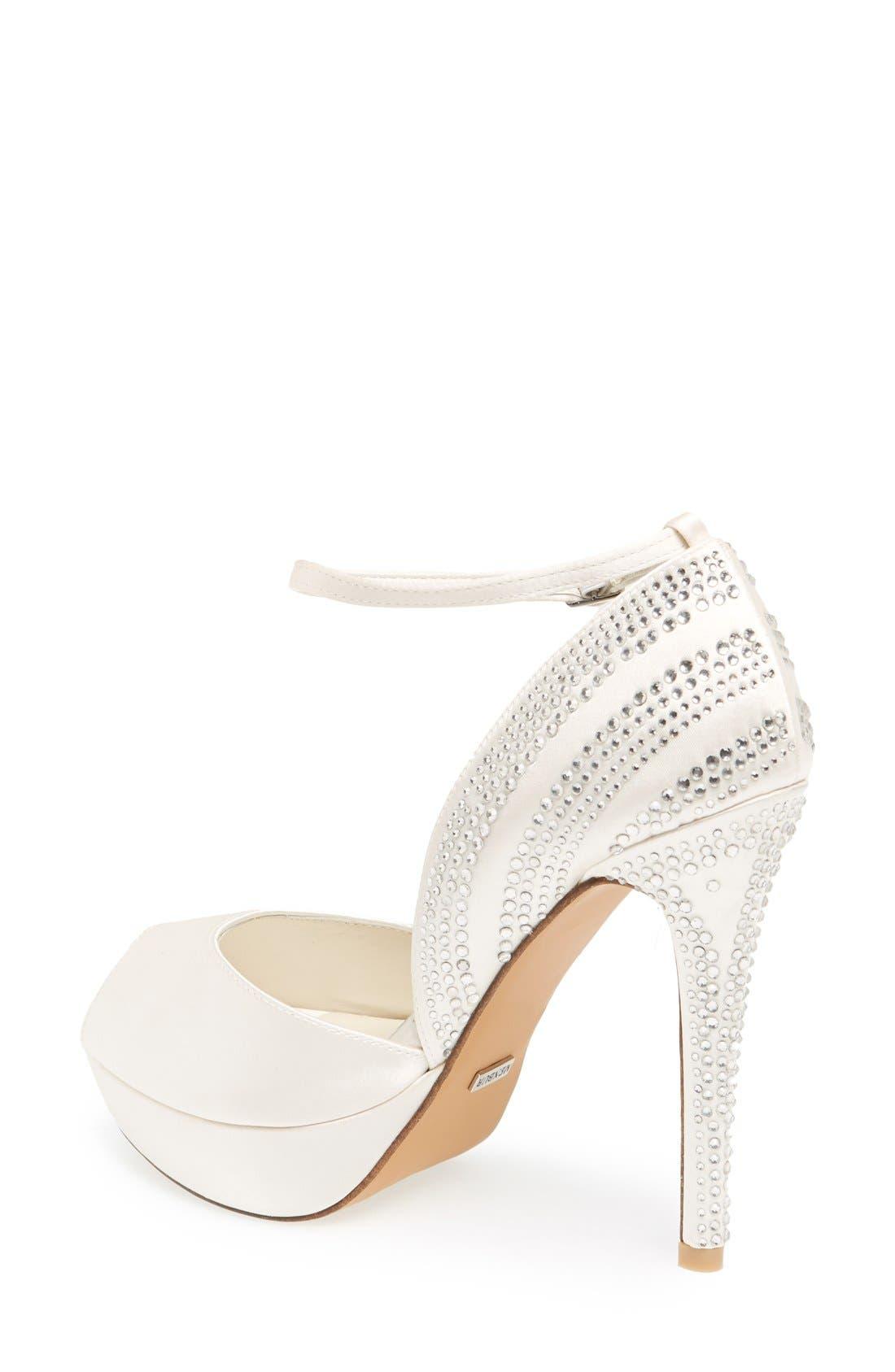 Alternate Image 2  - Menbur 'Paloma' d'Orsay Platform Sandal (Women)