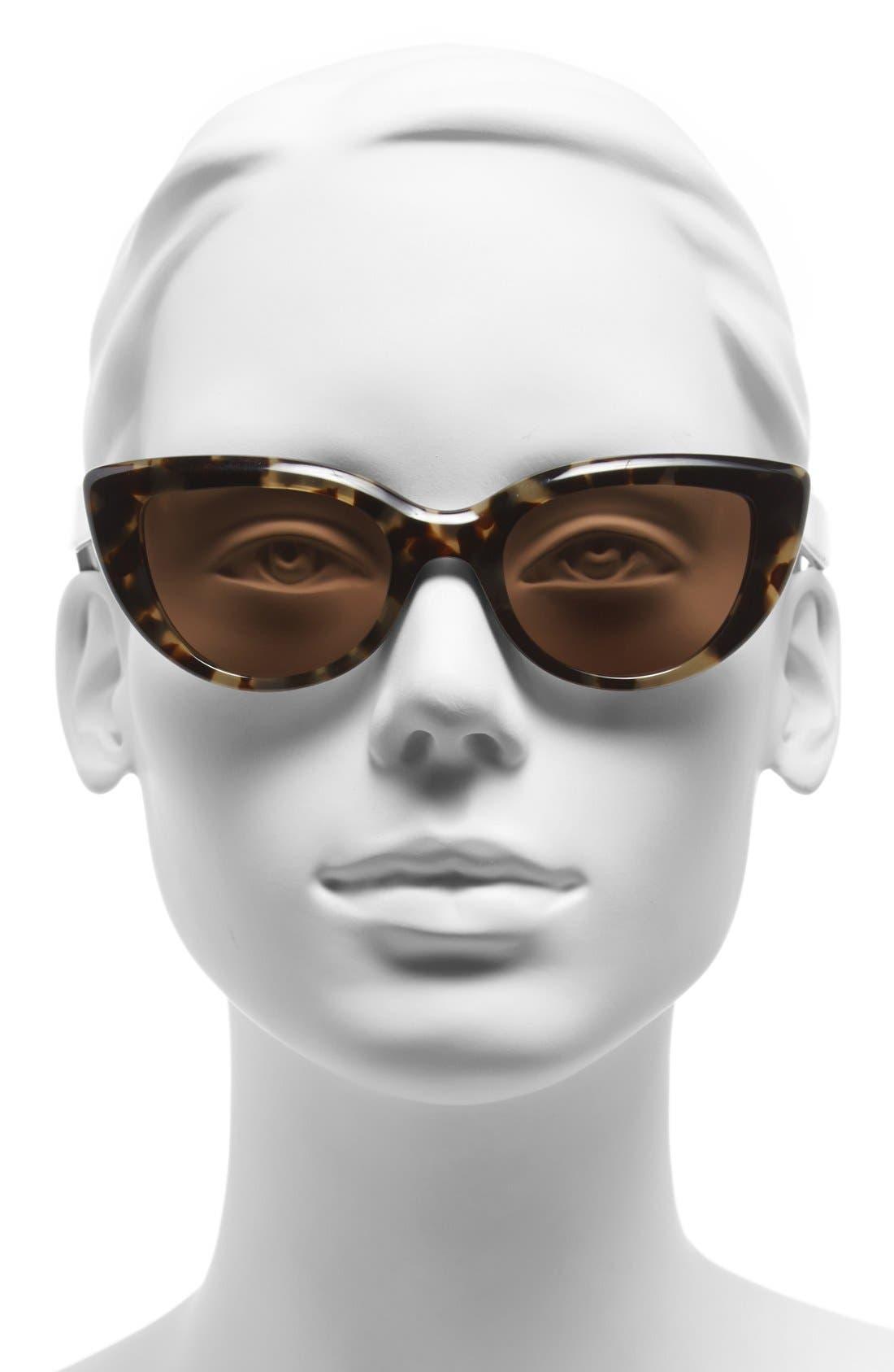 Alternate Image 2  - Bottega Veneta 49mm Retro Sunglasses