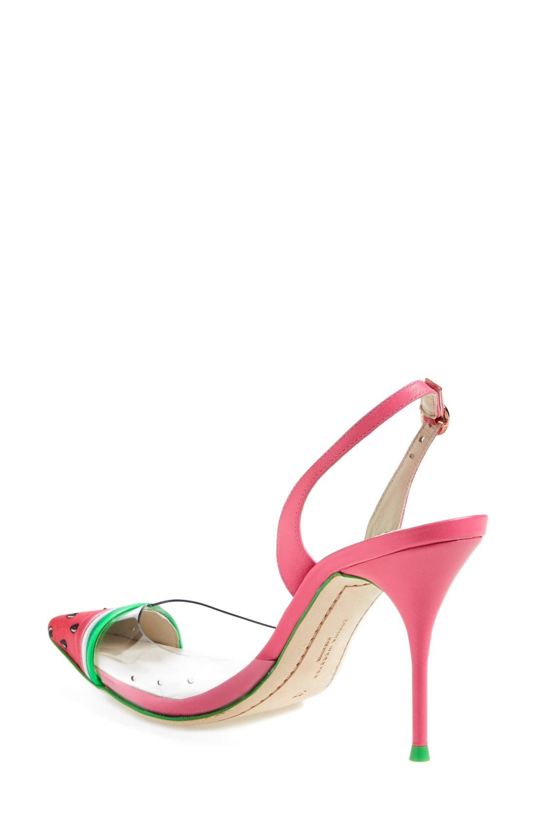 Alternate Image 2  - Sophia Webster 'Daria' Pointy Toe Pump (Women)