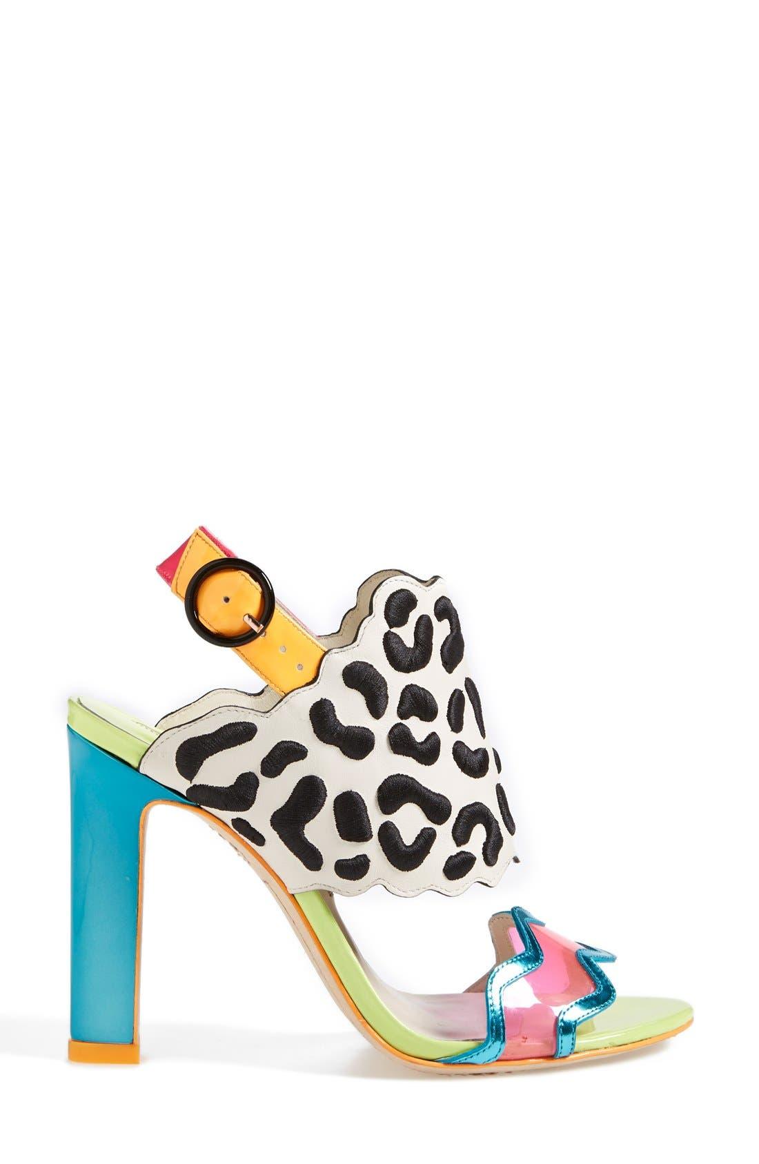 Alternate Image 4  - Sophia Webster 'Dionne' Mixed Media Sandal (Women)