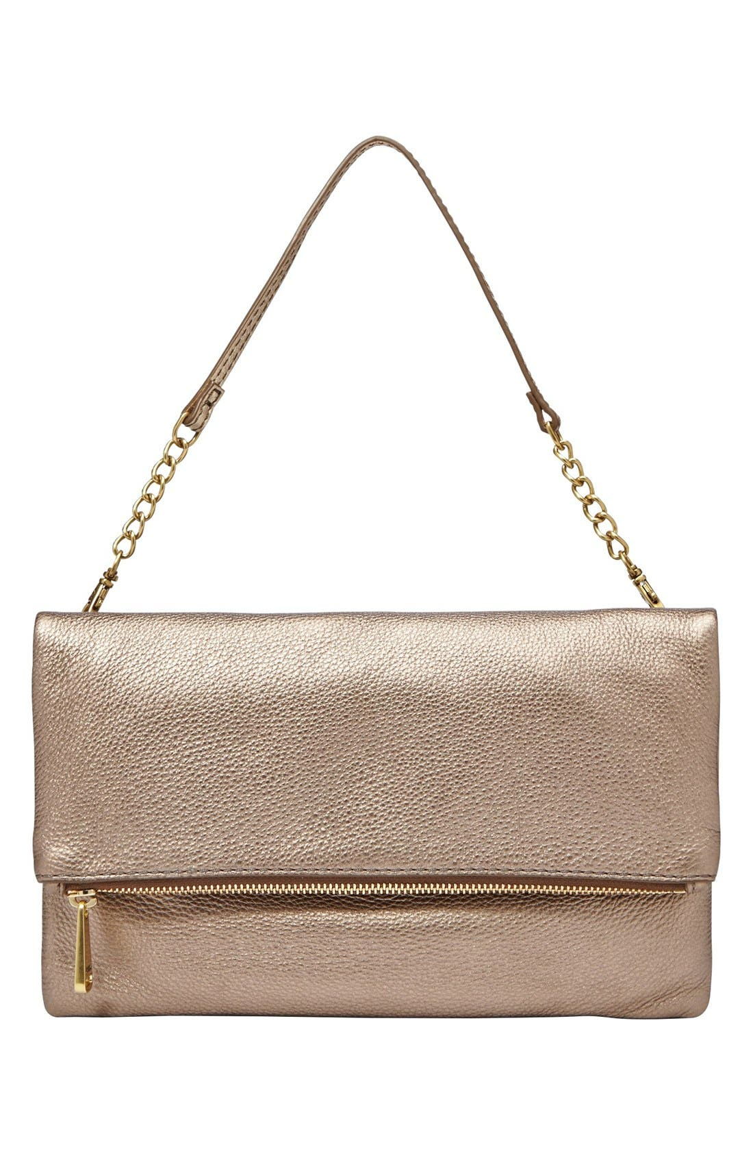 Alternate Image 1 Selected - Fossil 'Erin' Foldover Clutch