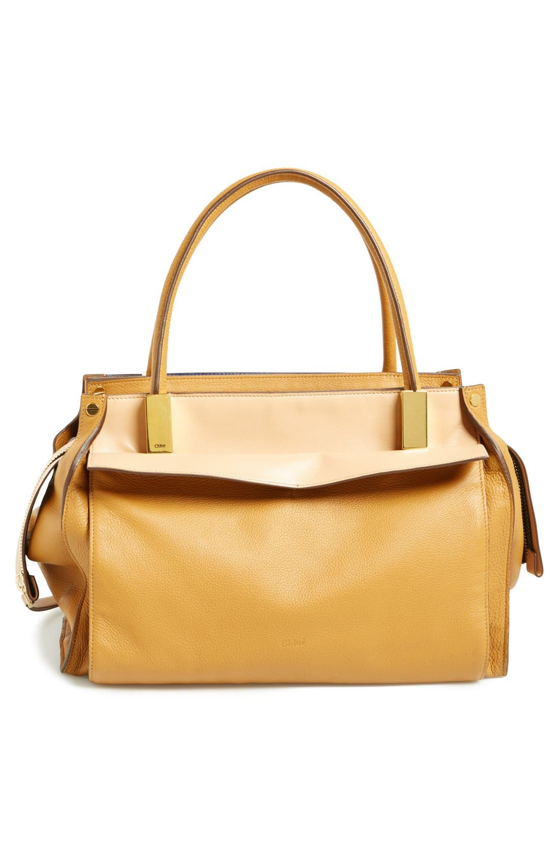 Alternate Image 4  - Chloé 'Dree - Medium' Leather Satchel