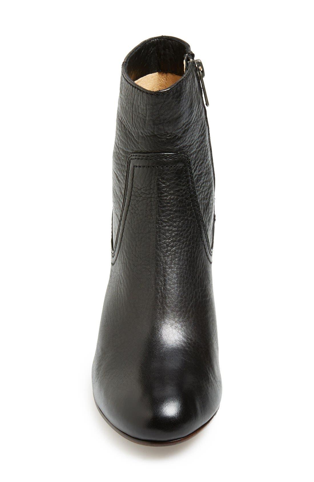 Alternate Image 3  - Frye 'Stella' Zip Short Boot (Women)
