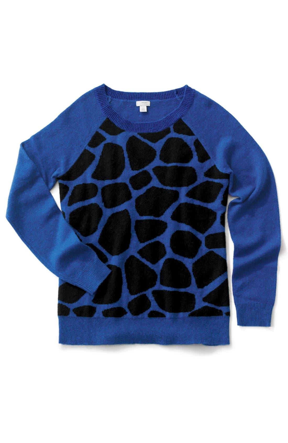 Alternate Image 9  - Halogen® Cashmere Crewneck Sweater (Regular & Petite)