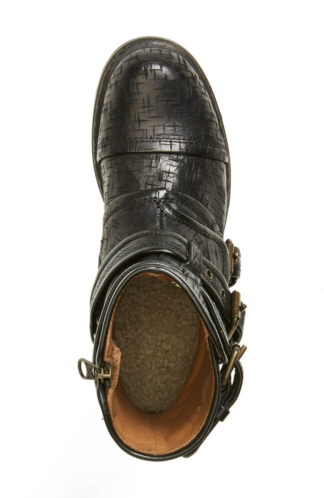 Alternate Image 5  - UGG® Australia Collection 'Elisabeta Weave' Boot (Women)