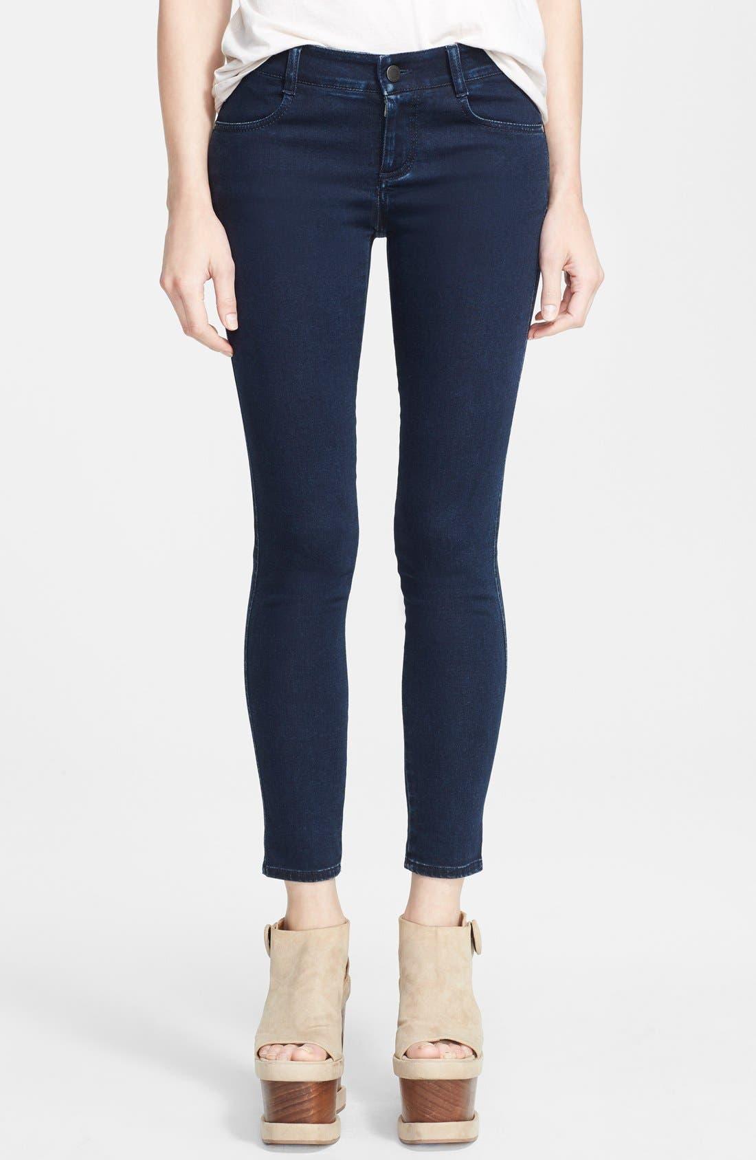 Alternate Image 1 Selected - Stella McCartney Skinny Ankle Grazer Jeans