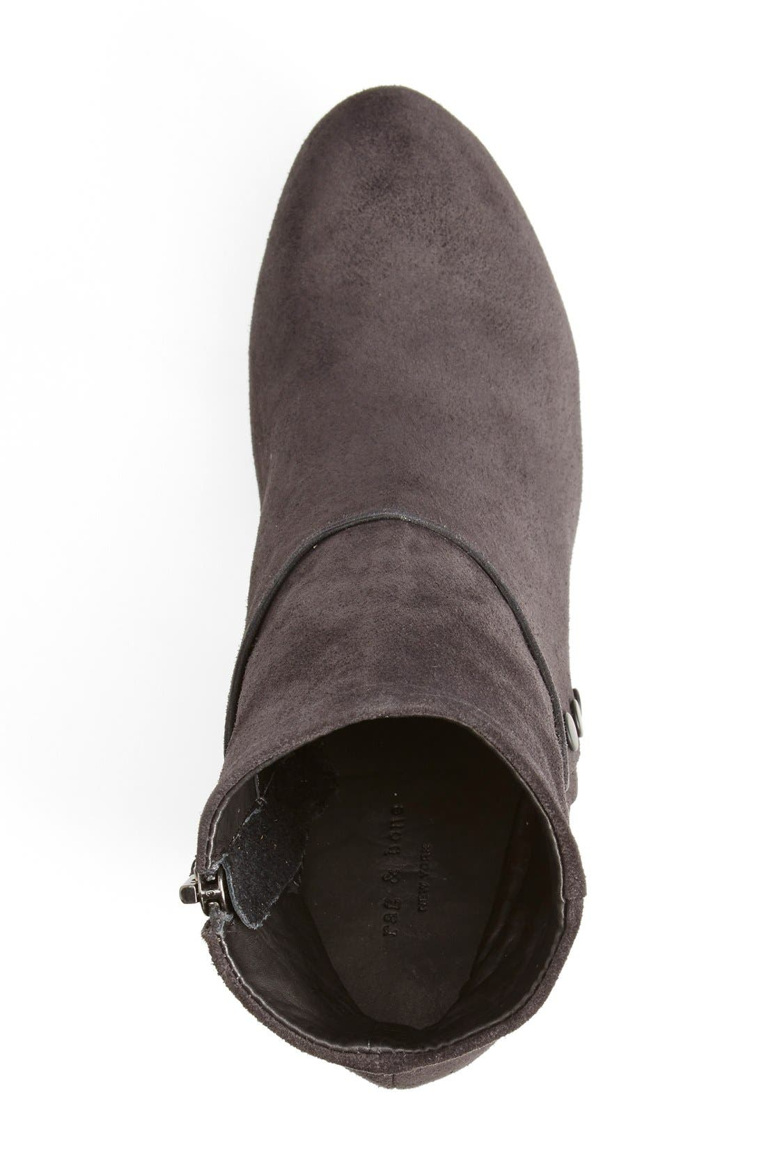 Alternate Image 6  - rag & bone 'Kendall' Suede Boot