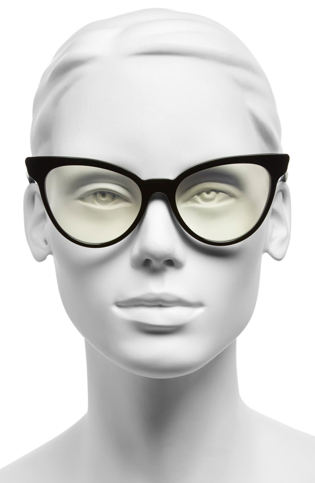 Alternate Image 2  - Wildfox 'La Femme' 54mm Optical Glasses