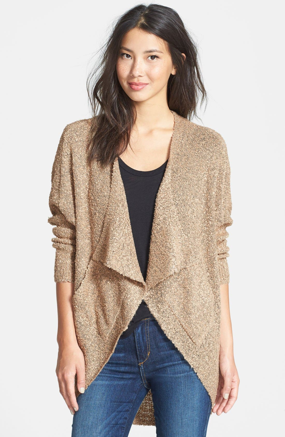 Alternate Image 1 Selected - RD Style Throw On Dolman Sleeve Cardigan