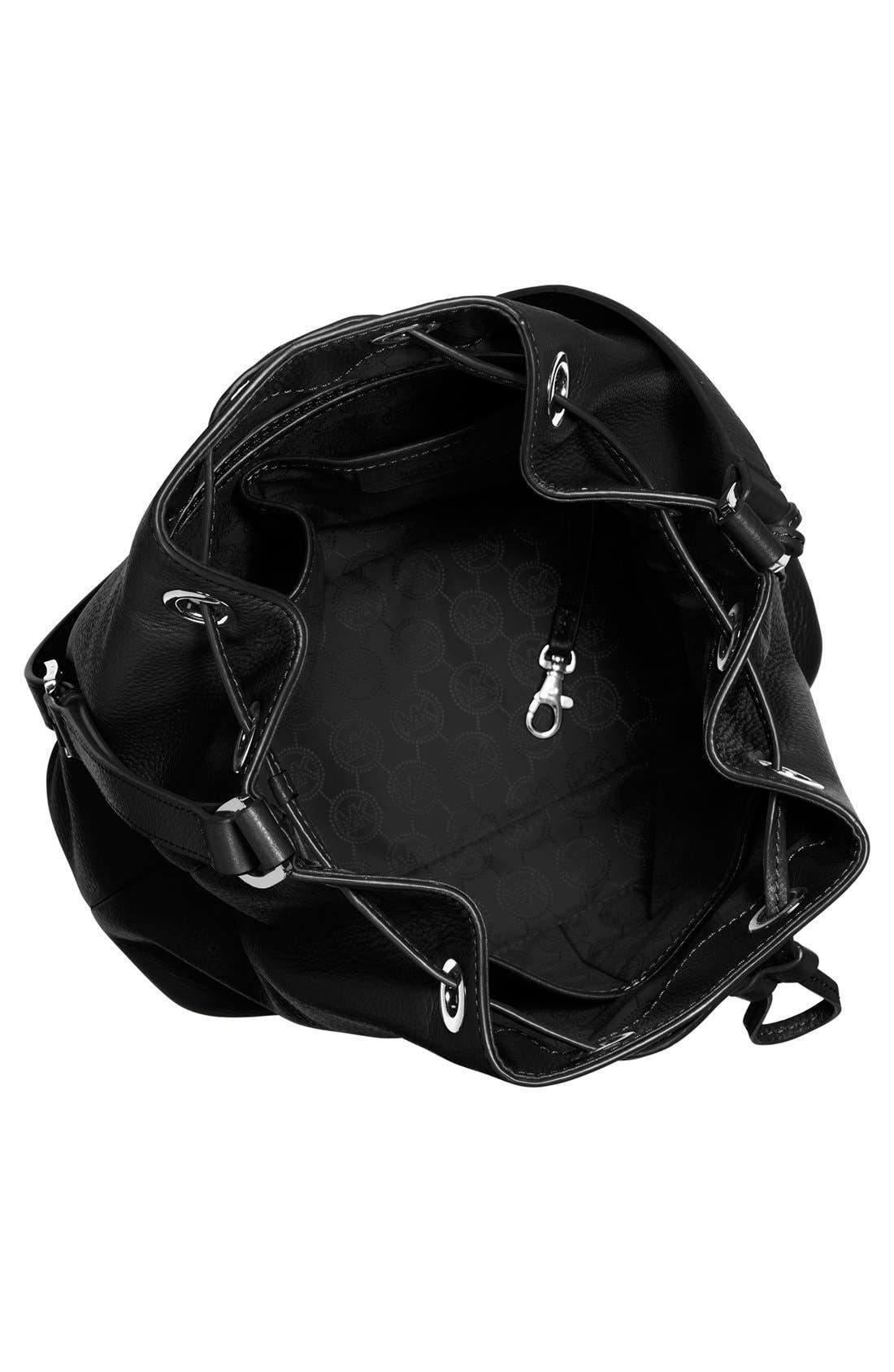 Alternate Image 2  - MICHAEL Michael Kors 'Large Jules' Drawstring Shoulder Bag