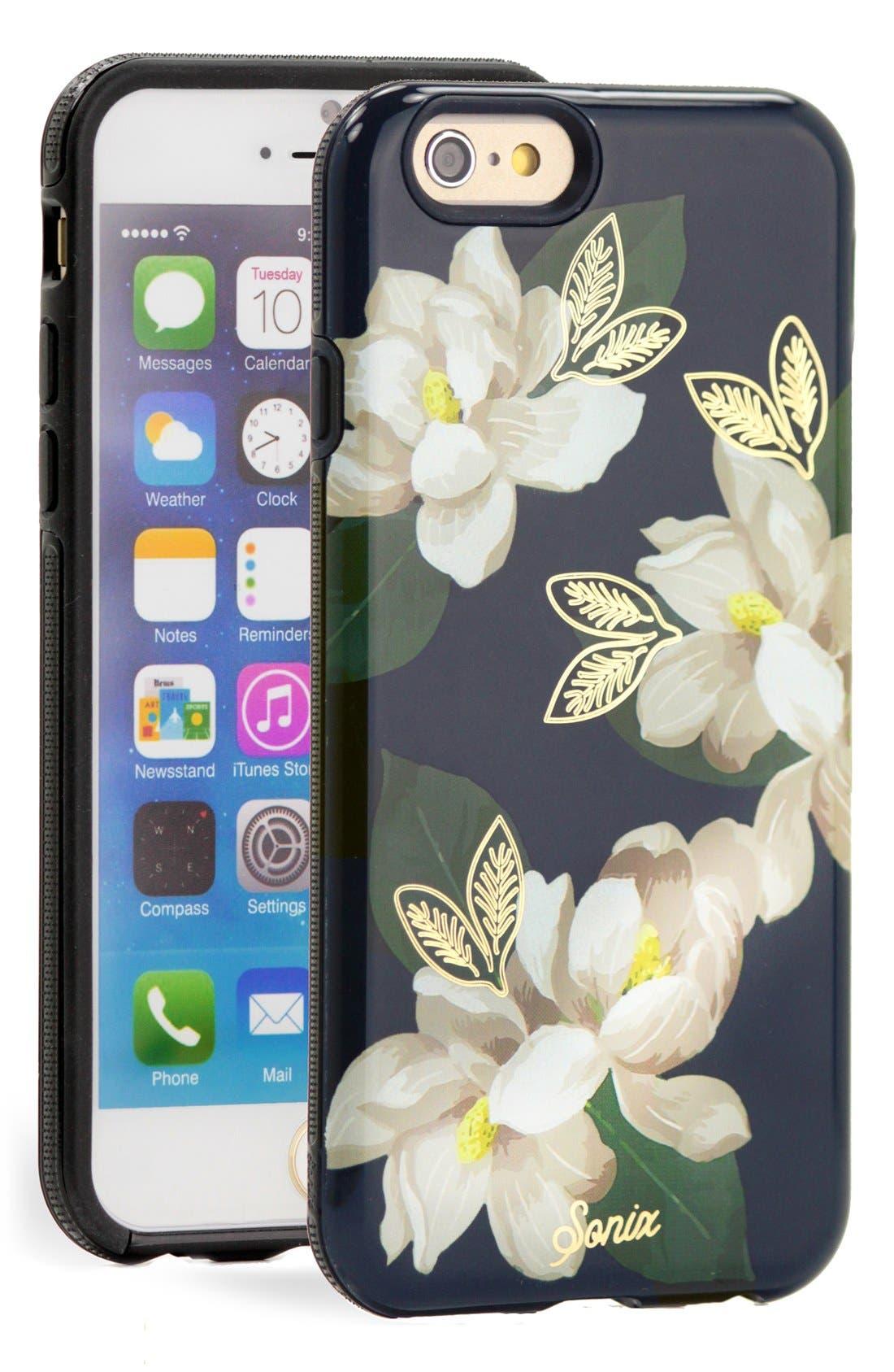 Alternate Image 1 Selected - Sonix 'Dahlia' iPhone 6 Case