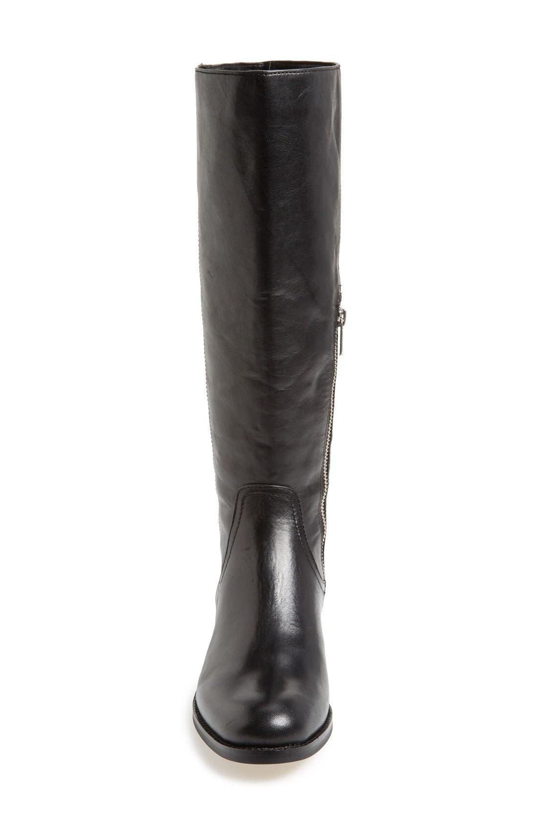 Alternate Image 4  - COACH 'Mirriam' Leather Riding Boot (Women)