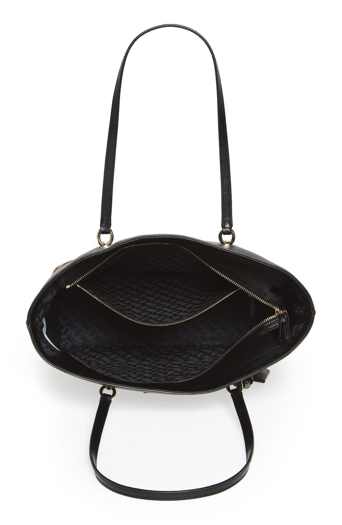 Alternate Image 3  - Diane von Furstenberg 'Sutra Ready to Go' Leather Shopper