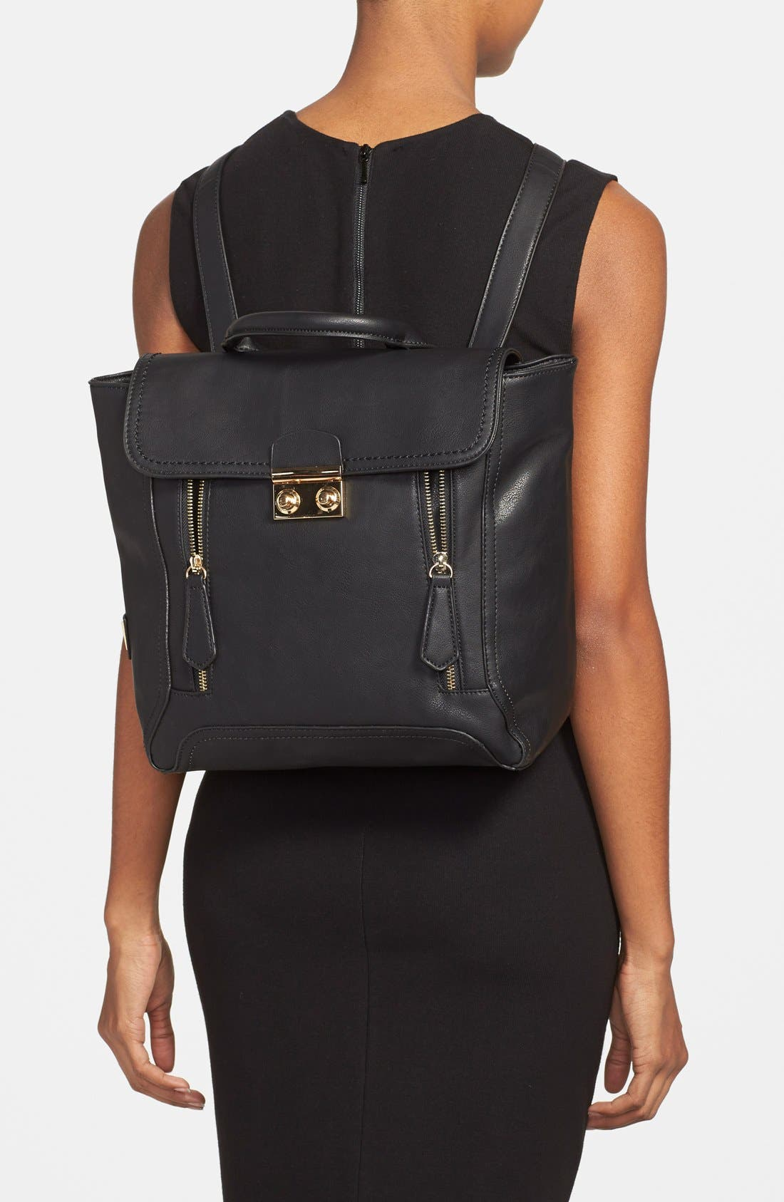 Alternate Image 2  - CXL by Christian Lacroix 'Chartres' Messenger Backpack