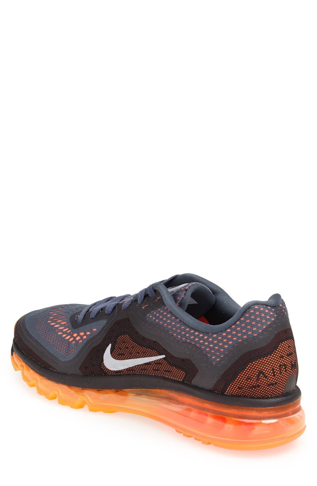 Alternate Image 2  - Nike 'Air Max 2014' Running Shoe (Men)