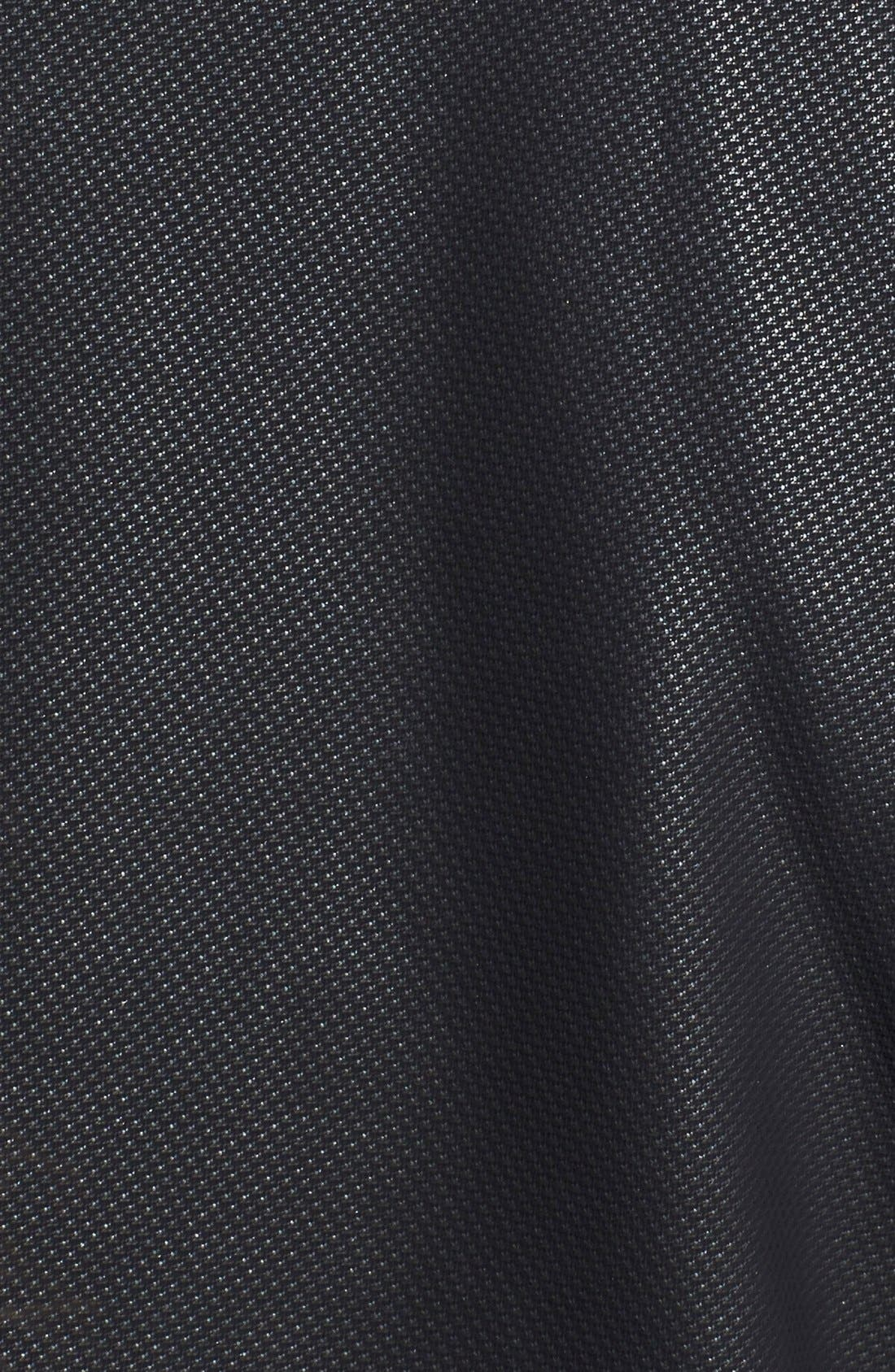 Alternate Image 3  - Black Rivet Faux Leather Jacket