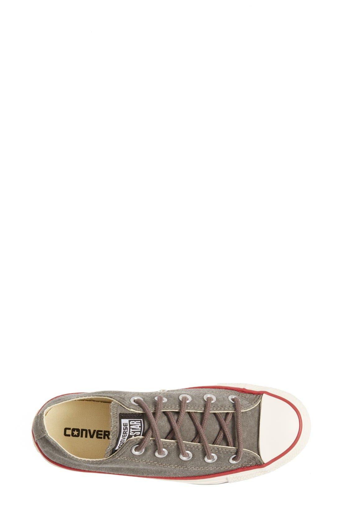 Alternate Image 3  - Converse Chuck Taylor® All Star® 'Ox' Canvas Sneaker (Women)
