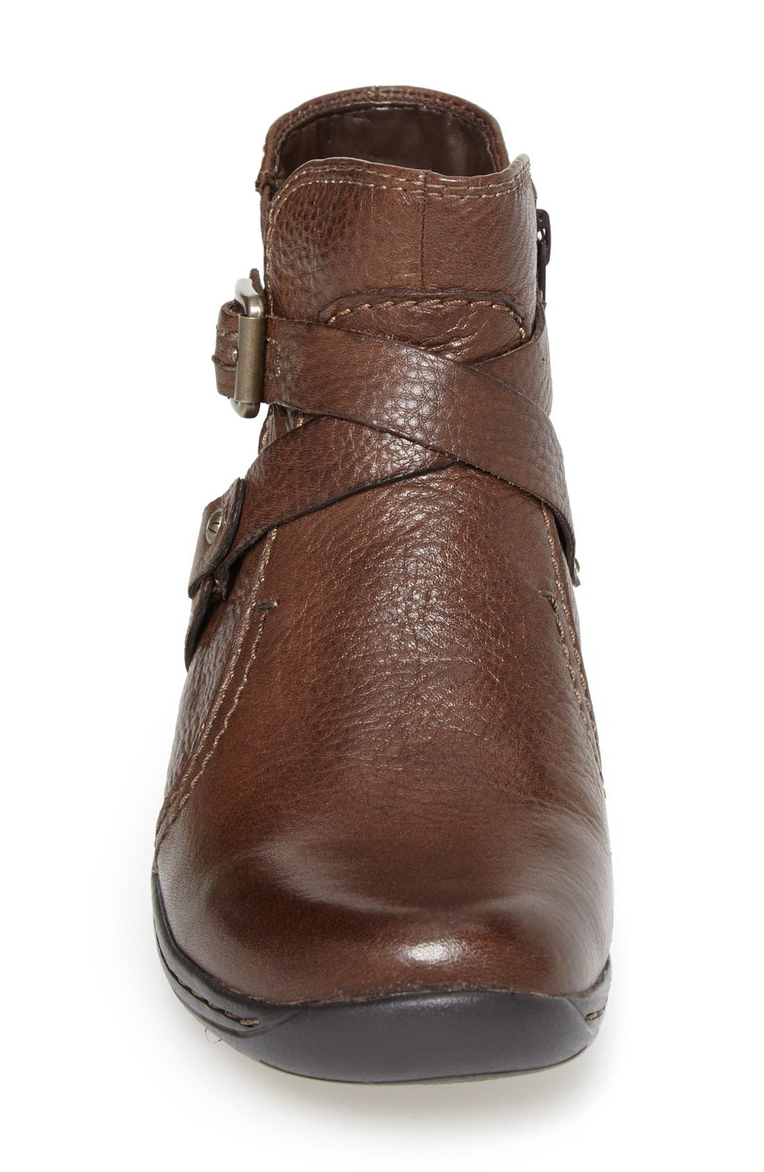 Alternate Image 3  - Earth® 'Ironwood' Leather Bootie (Women)