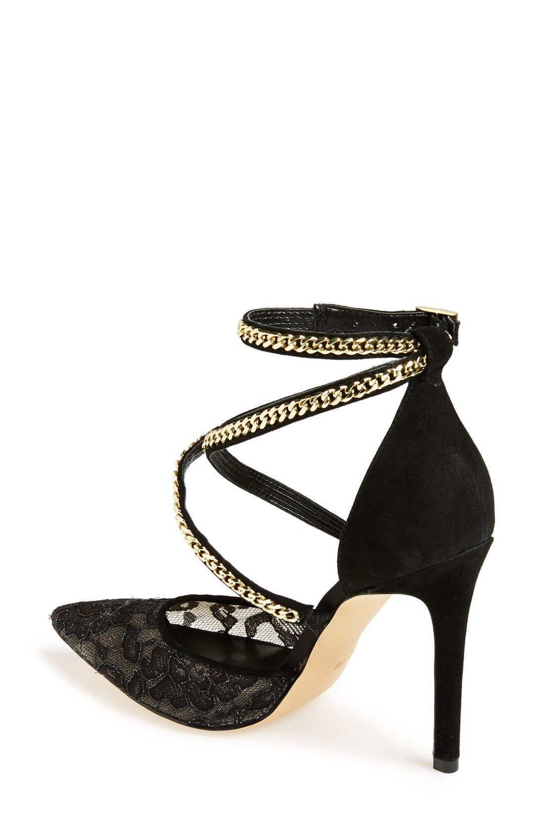 Alternate Image 2  - GUESS 'Adabellely' Pointy Toe Pump (Women)