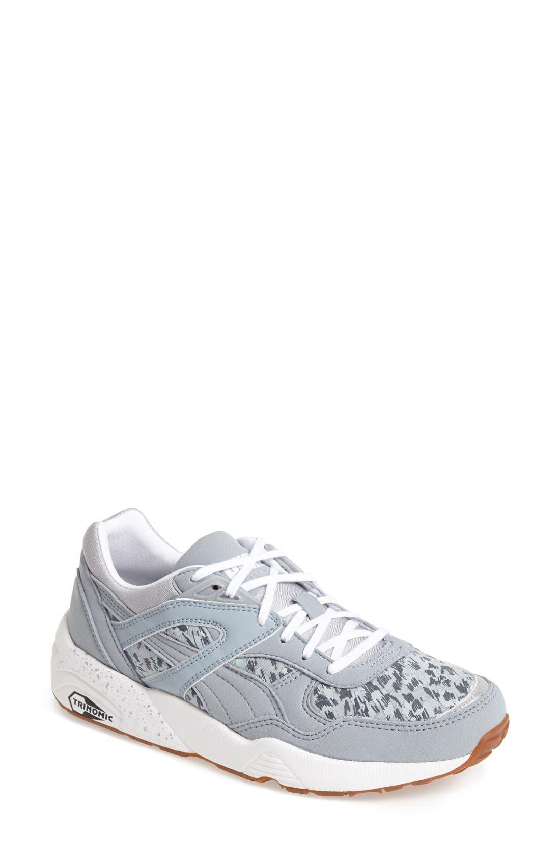 Alternate Image 1 Selected - PUMA 'Trinomic R698' Sneaker (Women)