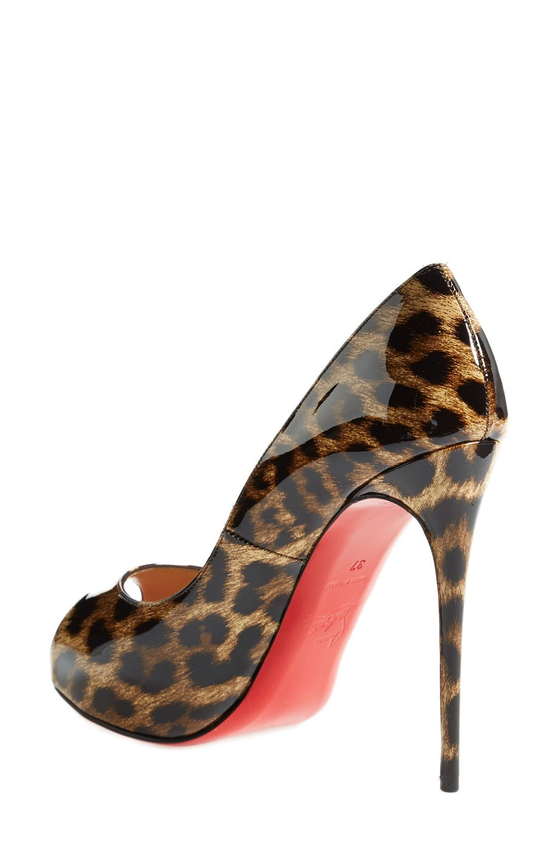 Alternate Image 2  - Christian Louboutin 'New Very Prive' Pump
