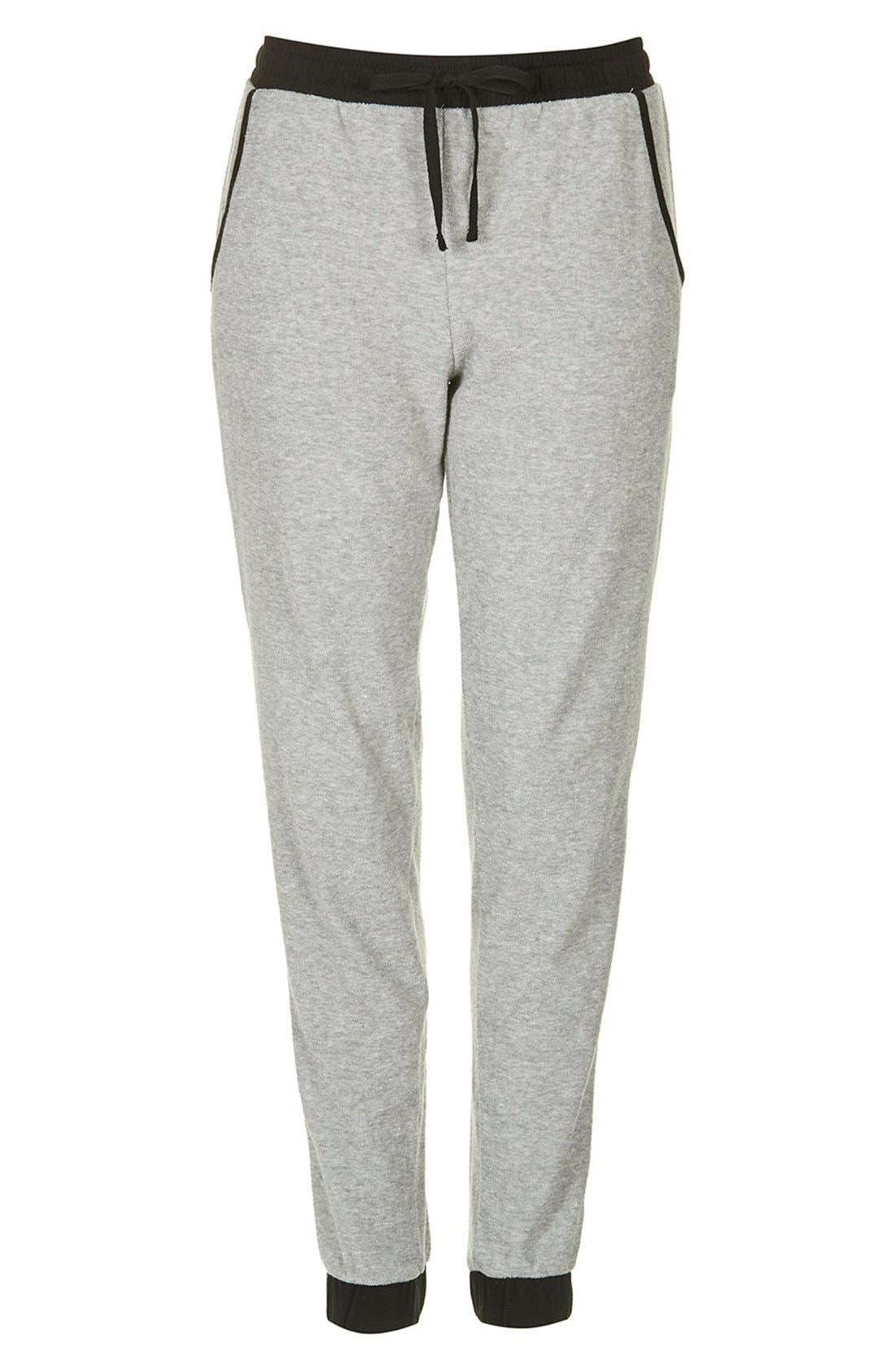 Alternate Image 3  - Topshop Lounge Sweatpants