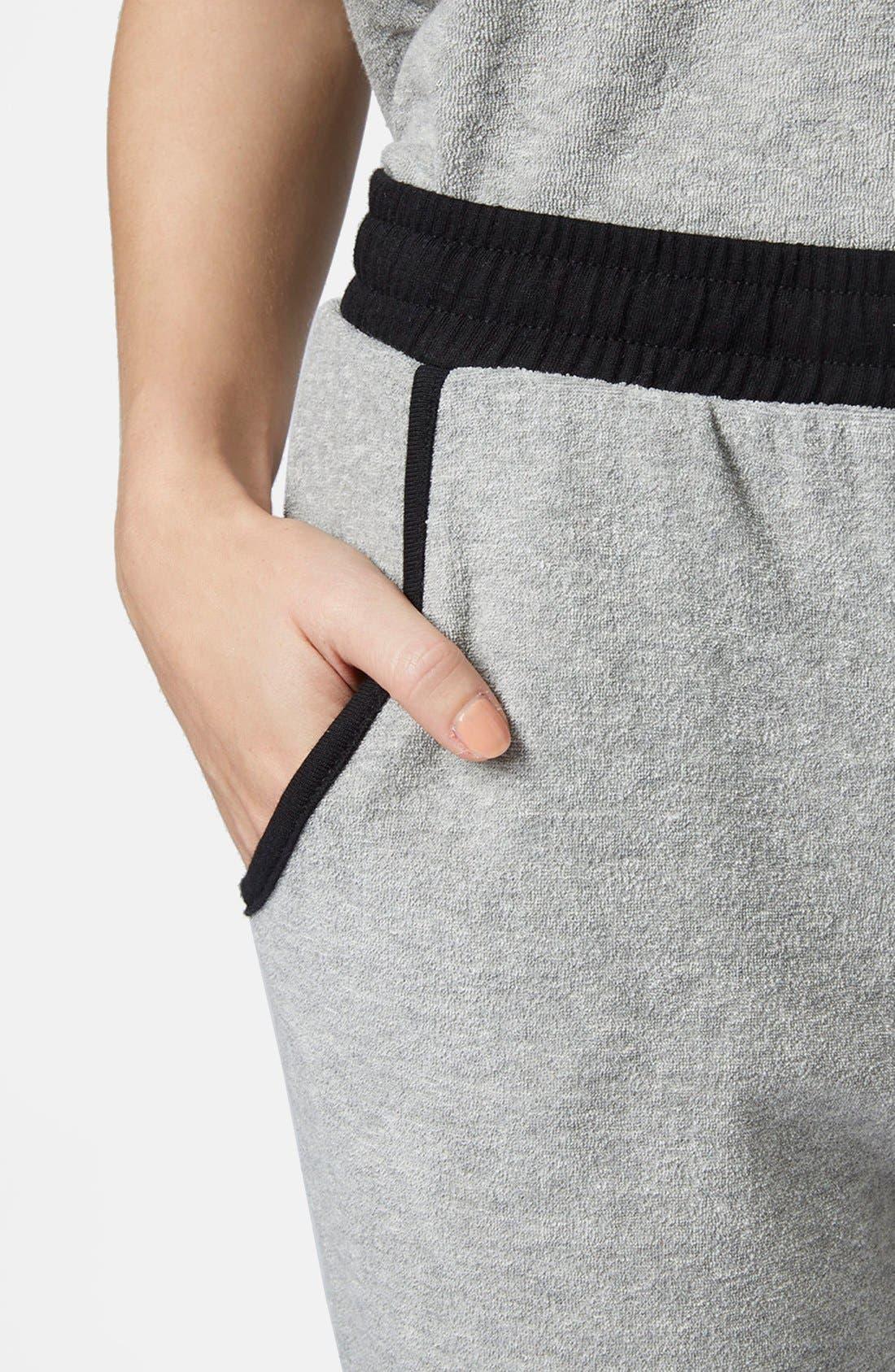 Alternate Image 4  - Topshop Lounge Sweatpants