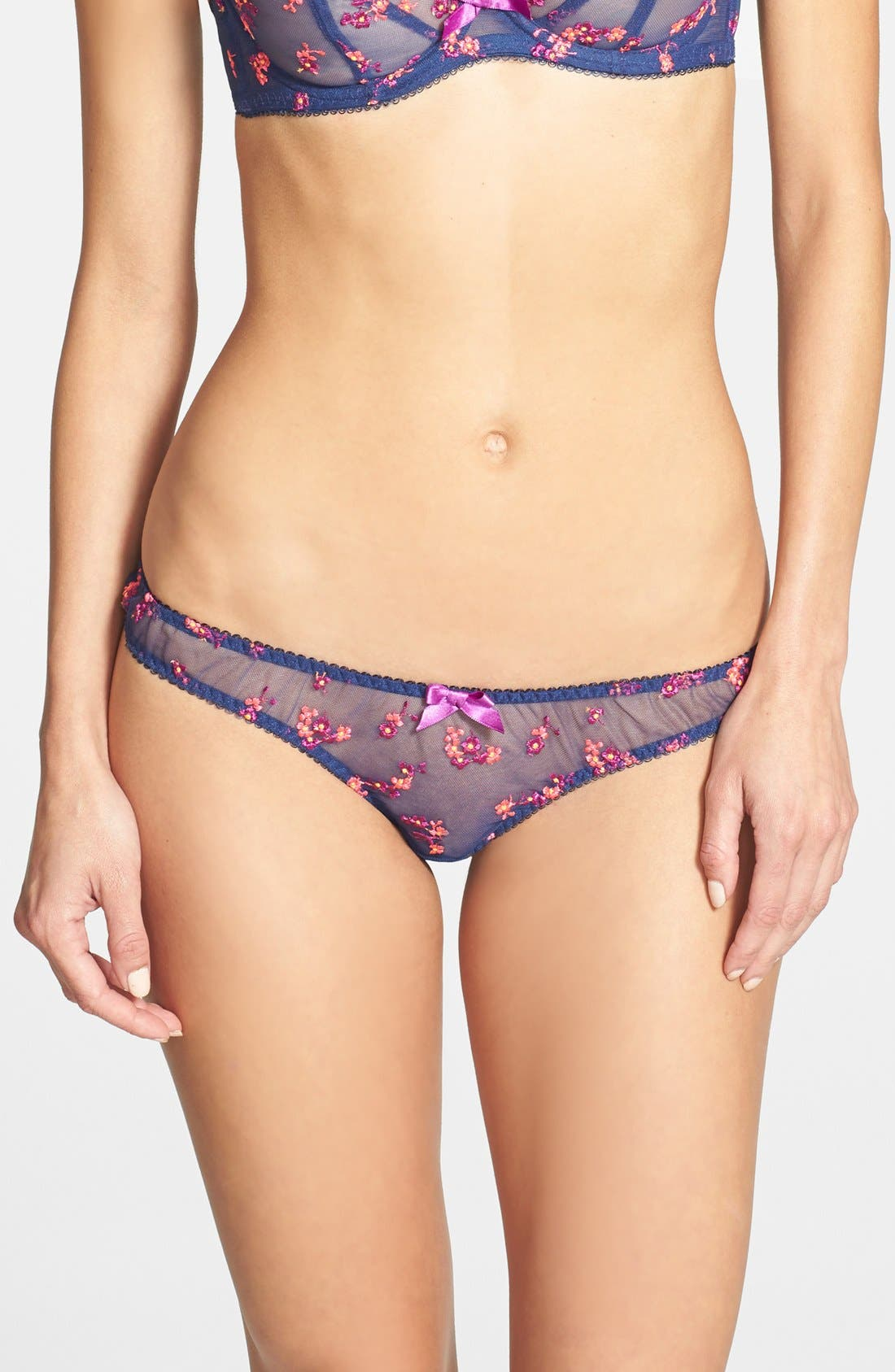 Main Image - L'Agent by Agent Provocateur 'Clementina' Thong