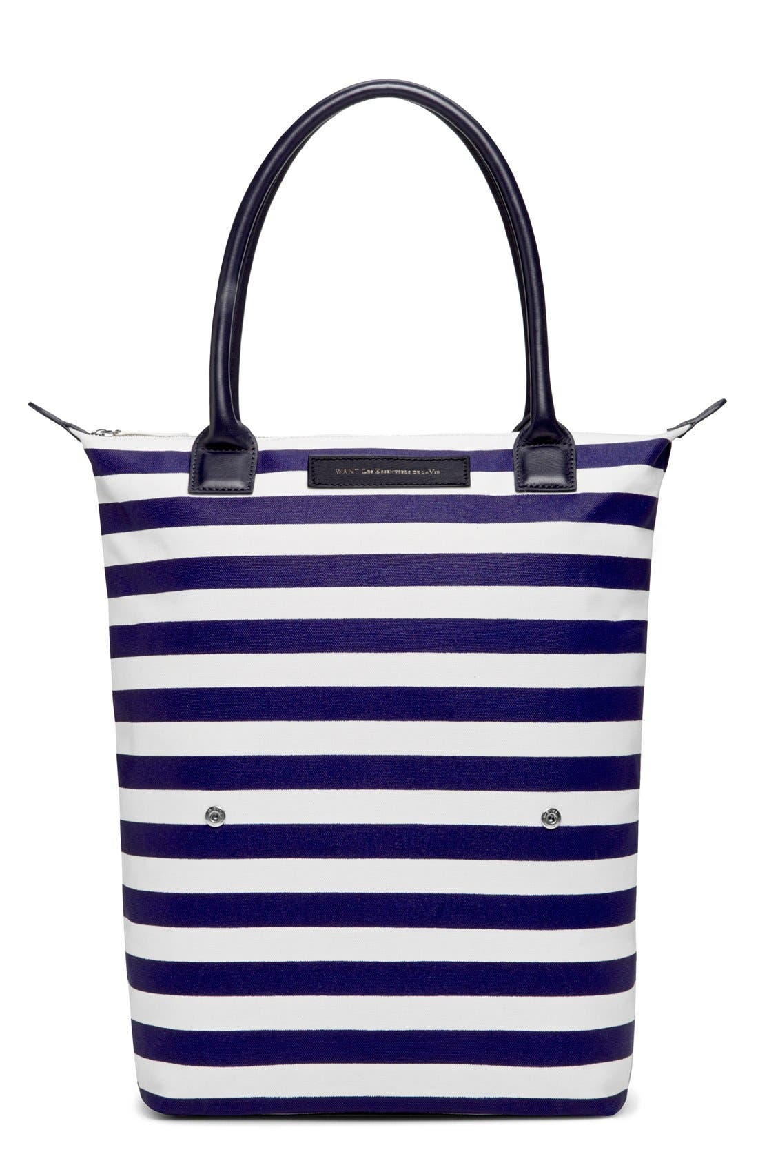 Alternate Image 1 Selected - WANT Les Essentiels de la Vie 'Orly' Roll Up Tote