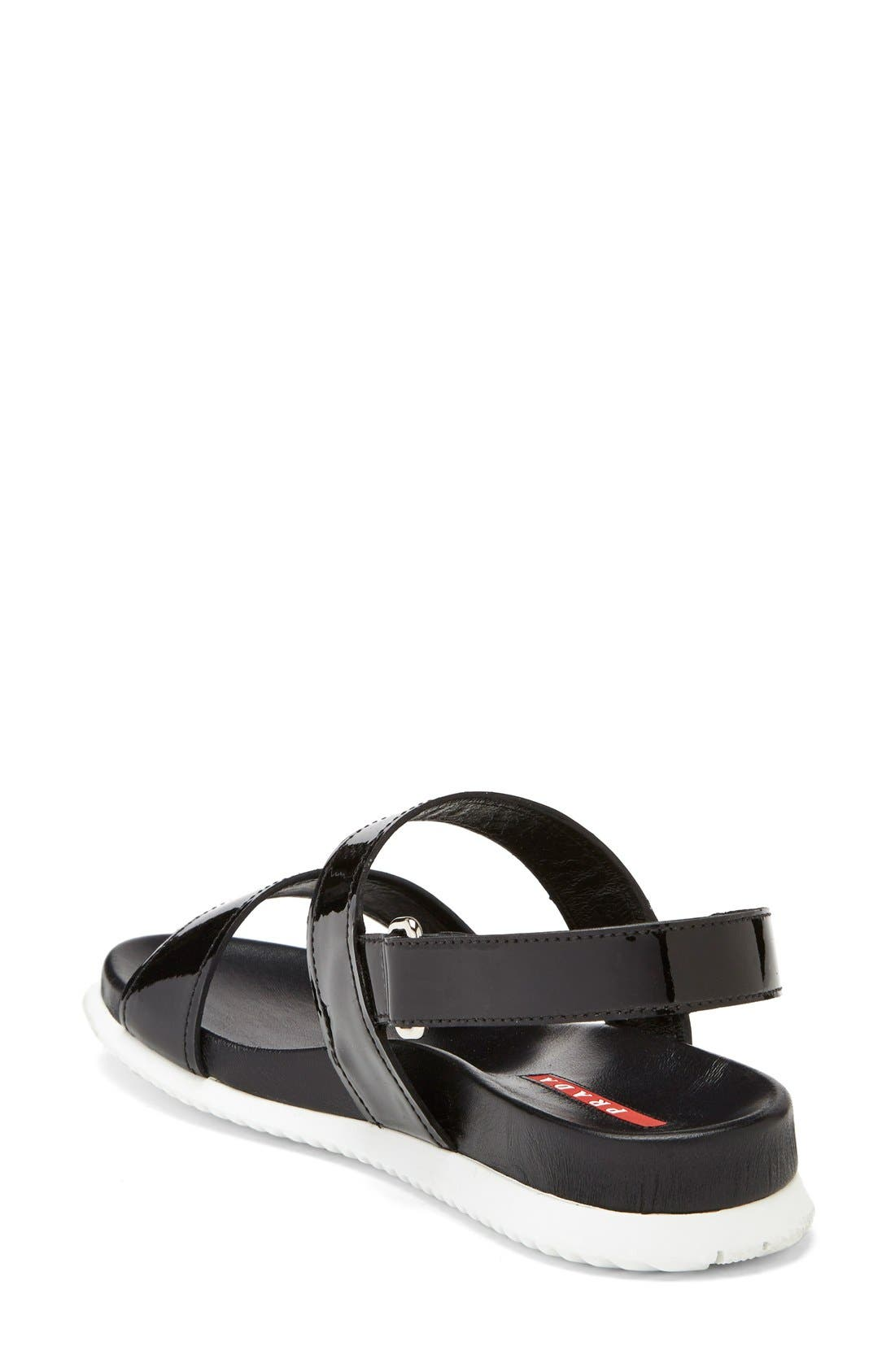 Alternate Image 2  - Prada Sport Sandal (Women)