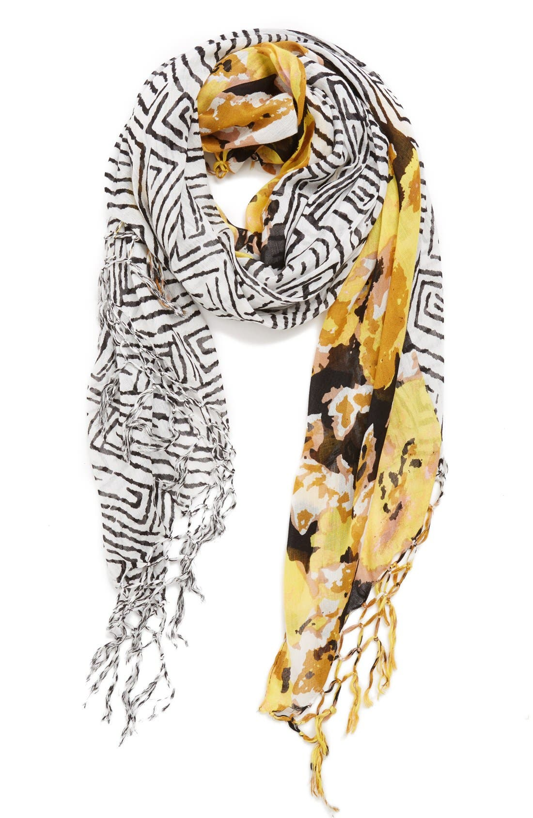 Alternate Image 1 Selected - Volcom 'Wrap it Up' Scarf
