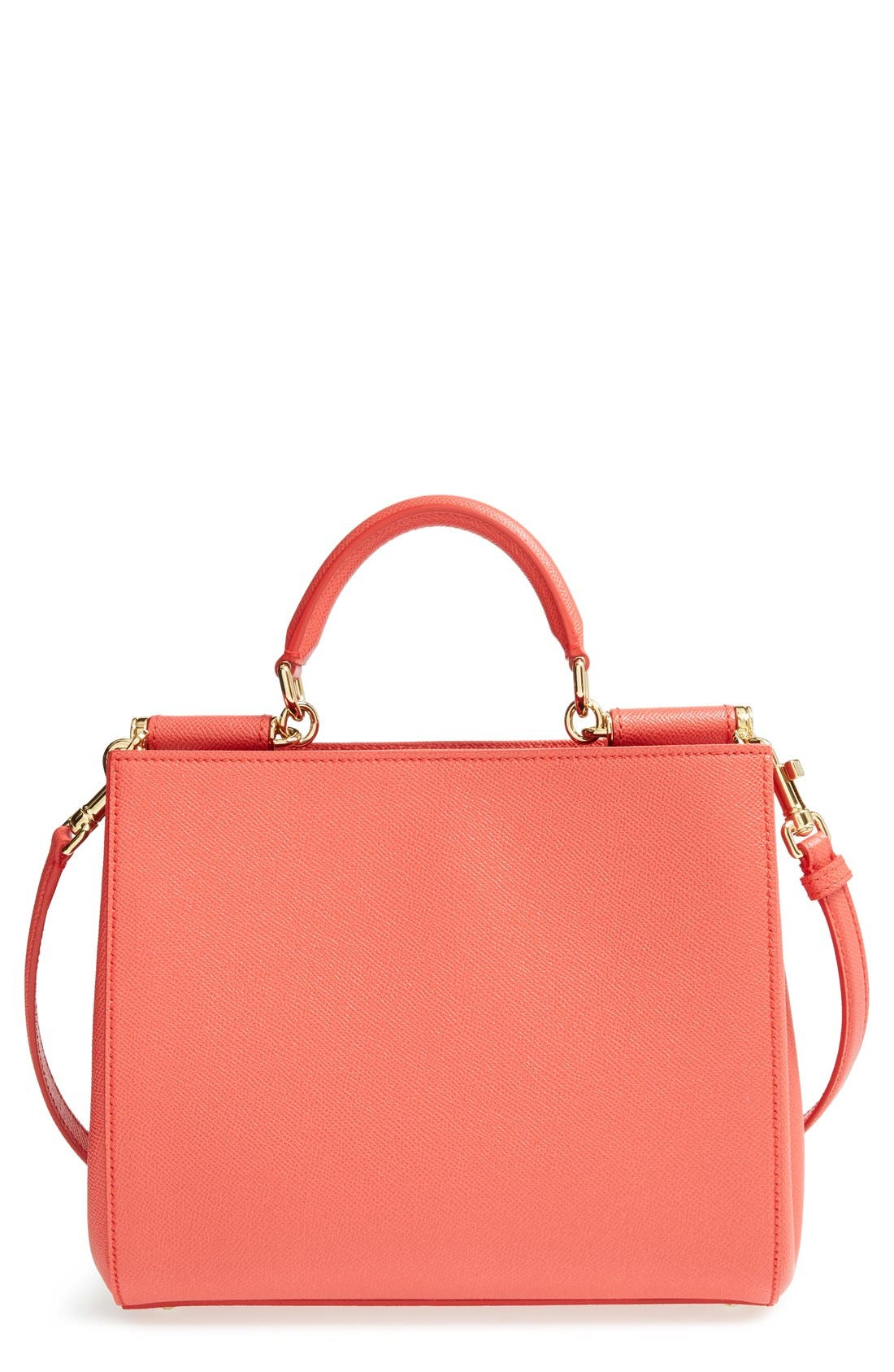 Main Image - Dolce&Gabbana 'Small Miss Sicily - East West' Tote