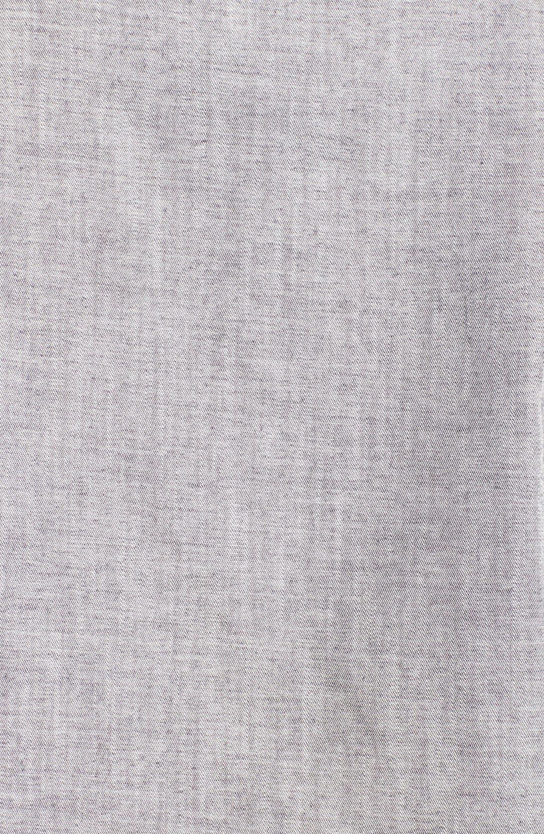 Alternate Image 3  - Current/Elliott 'The Perfect Shirt' Cotton Shirt