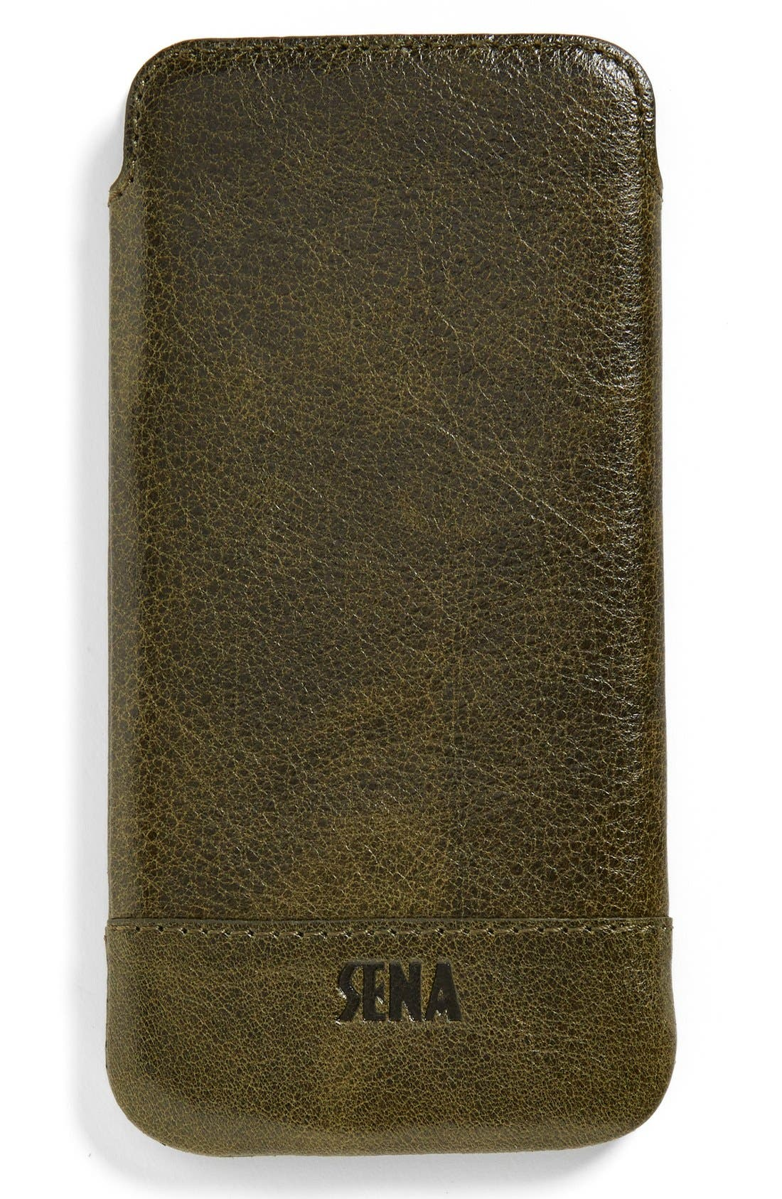 SENA Heritage Ultra Slim Leather iPhone 6/6s Case