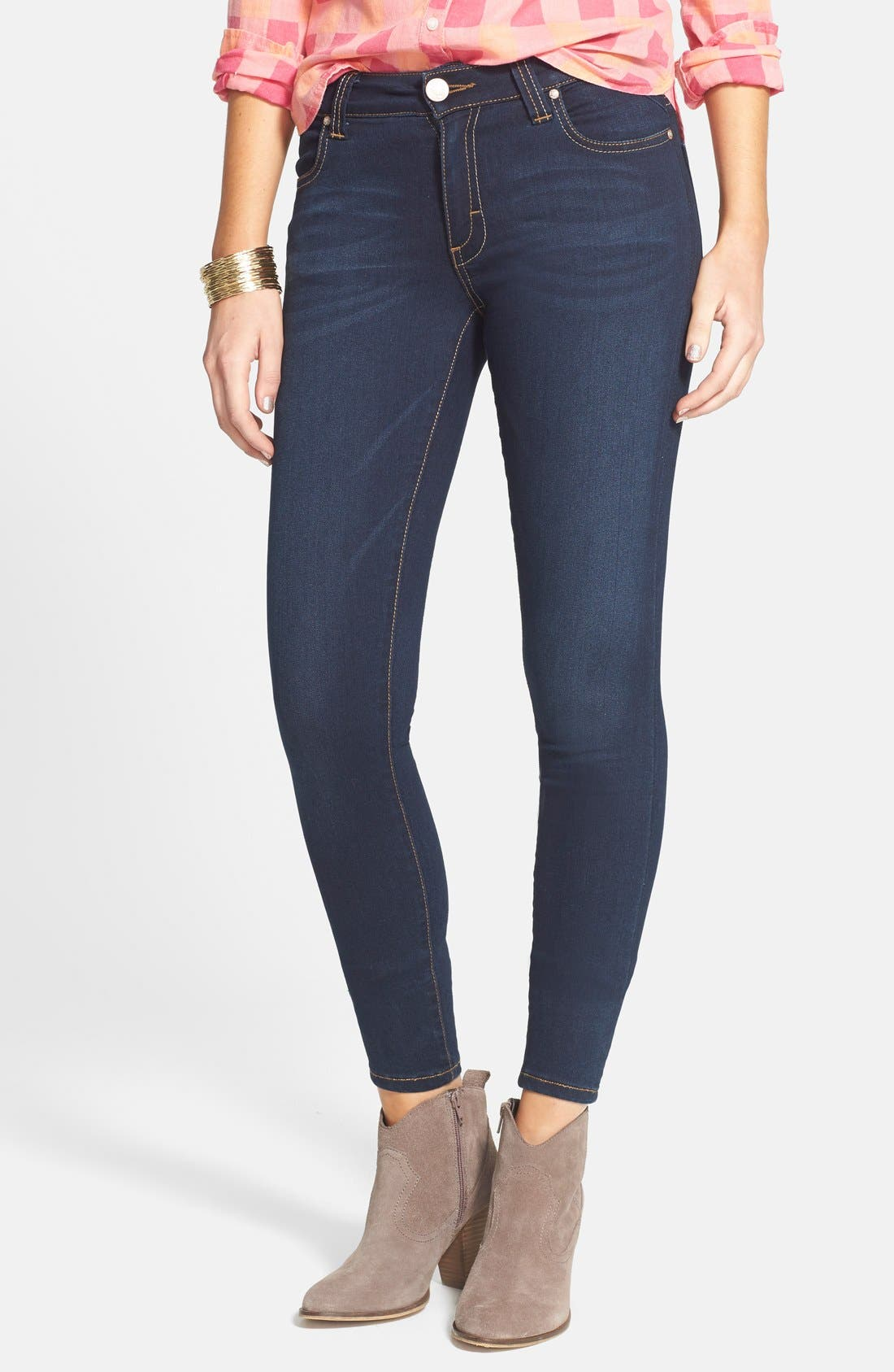 Alternate Image 1 Selected - STS Blue 'Piper' Skinny Jeans