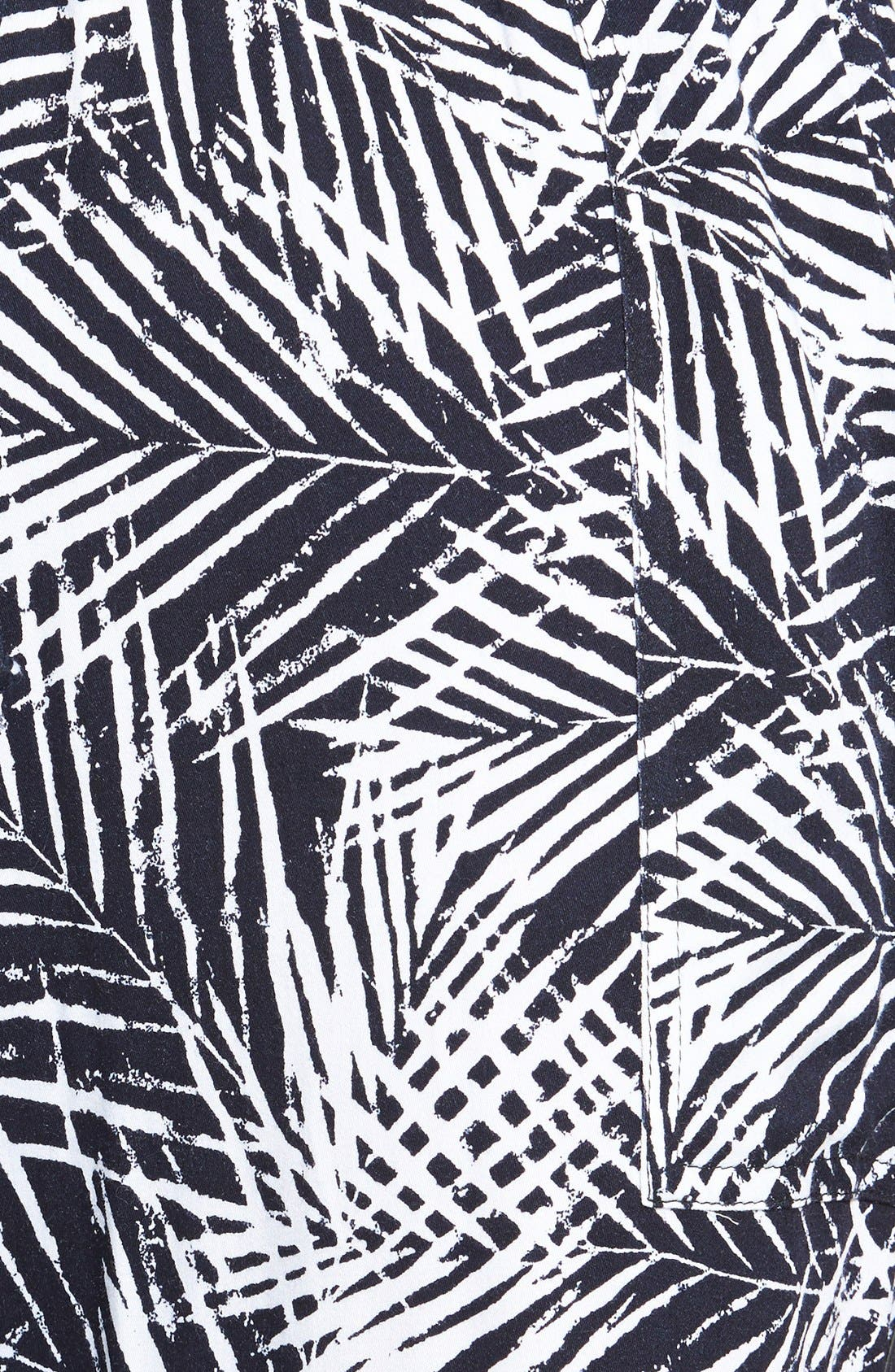 Alternate Image 3  - Bailey 44 'Palm Tree' Drawstring Pants