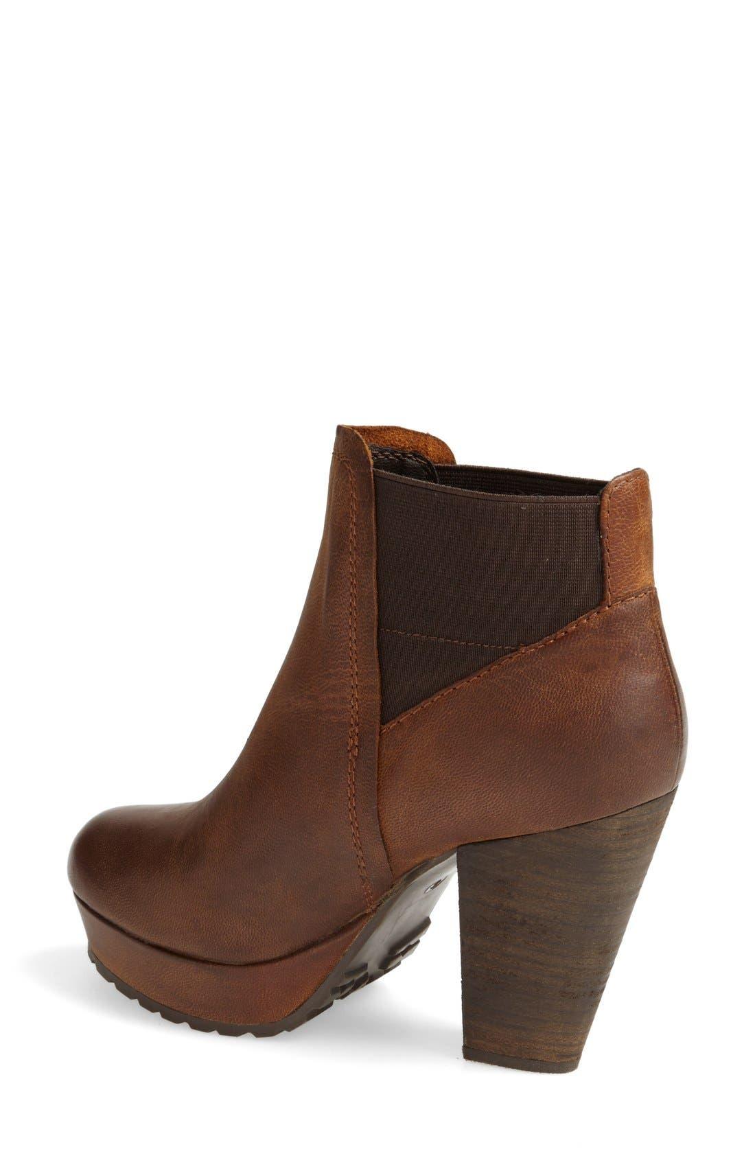 Alternate Image 2  - Steve Madden 'Randaal' Leather Platform Bootie (Women)
