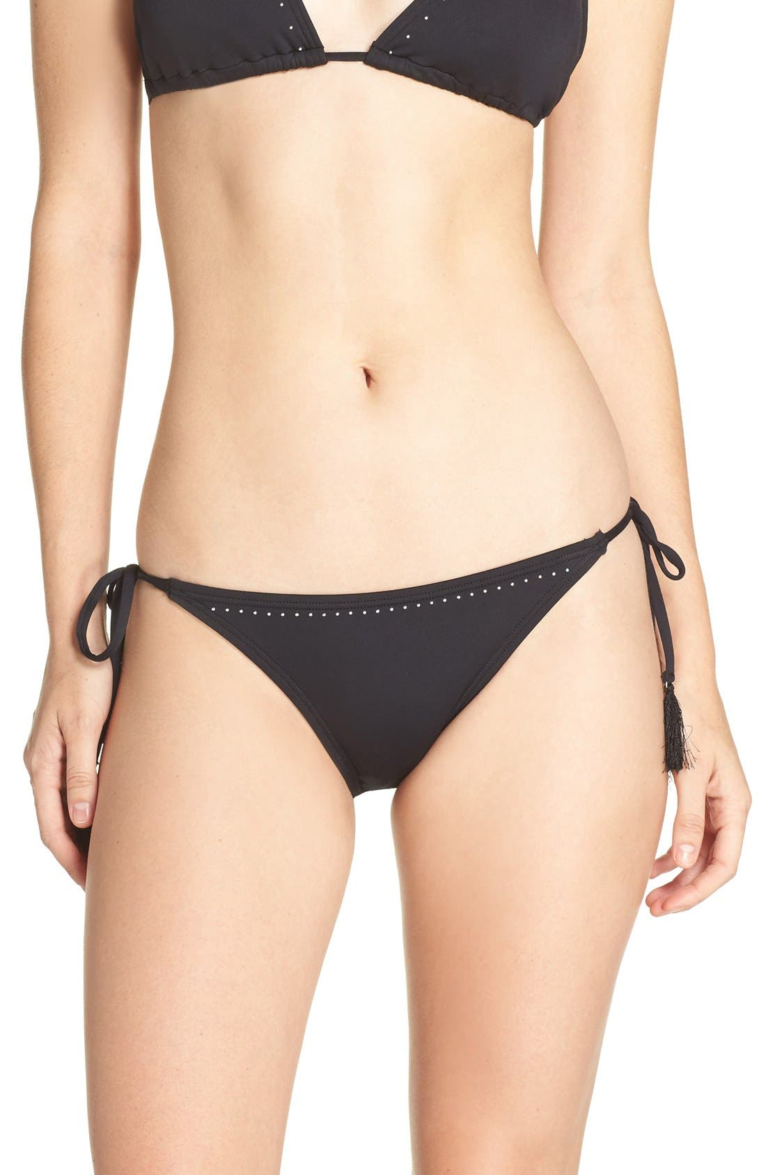 Vince Camuto Side Tie Bikini Bottoms
