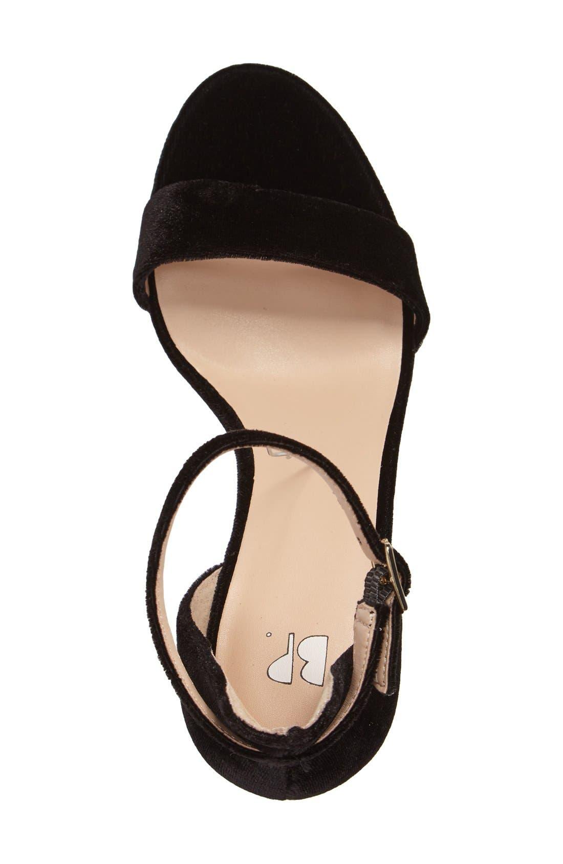 Alternate Image 3  - BP. 'Luminate' Open Toe Dress Sandal (Women)