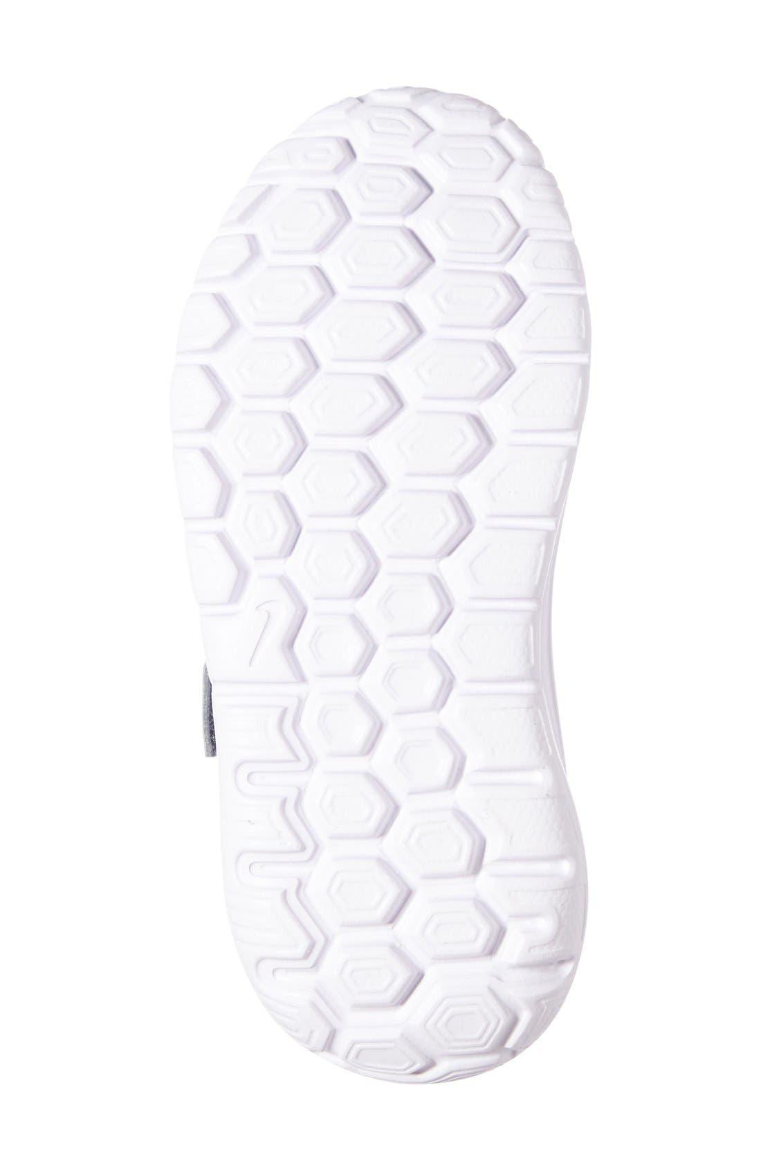 Alternate Image 3  - Nike Flex Experience 5 Sneaker (Baby, Walker & Toddler)