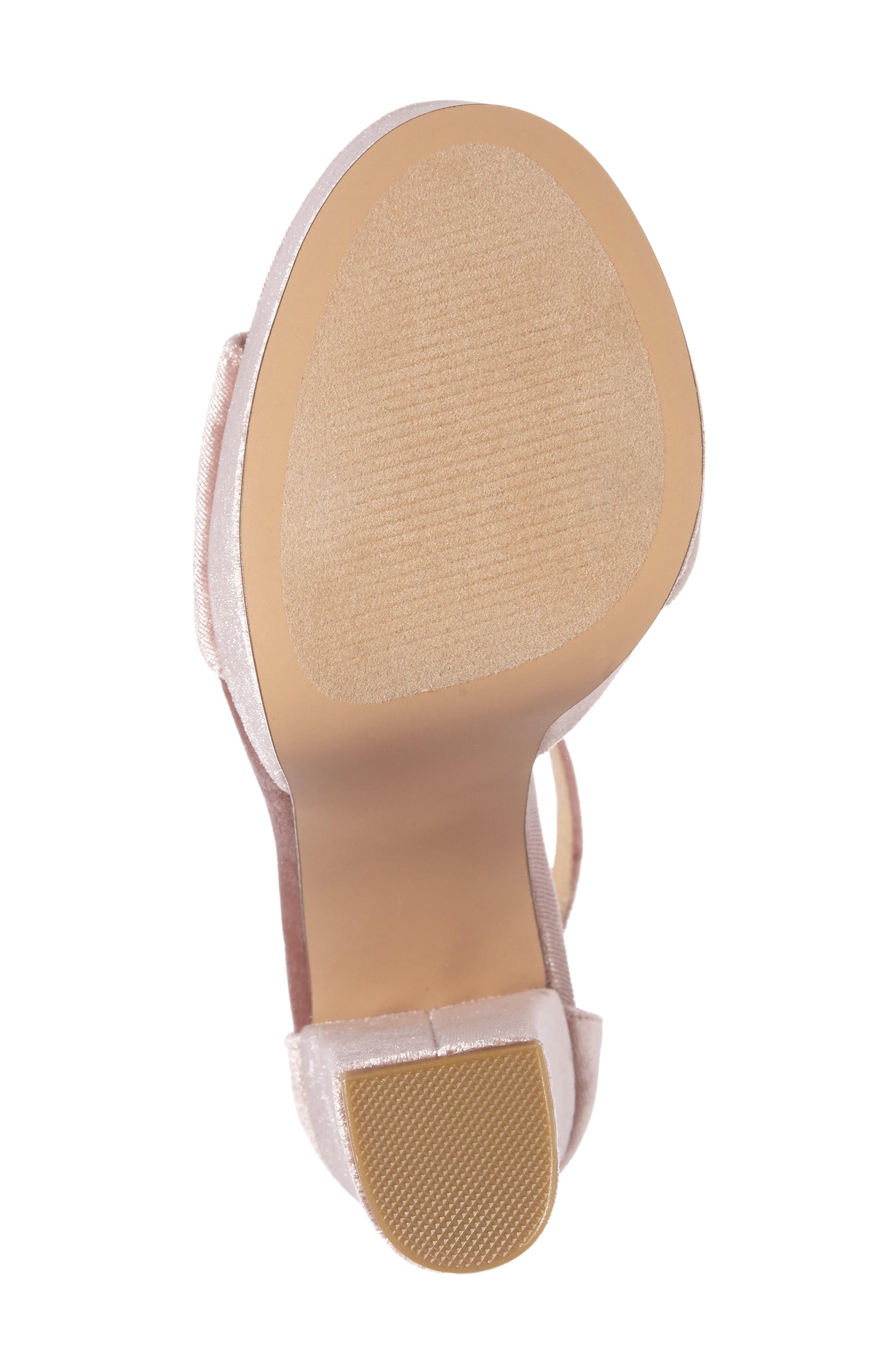 Alternate Image 4  - Steve Madden Gonzo Platform Sandal (Women)