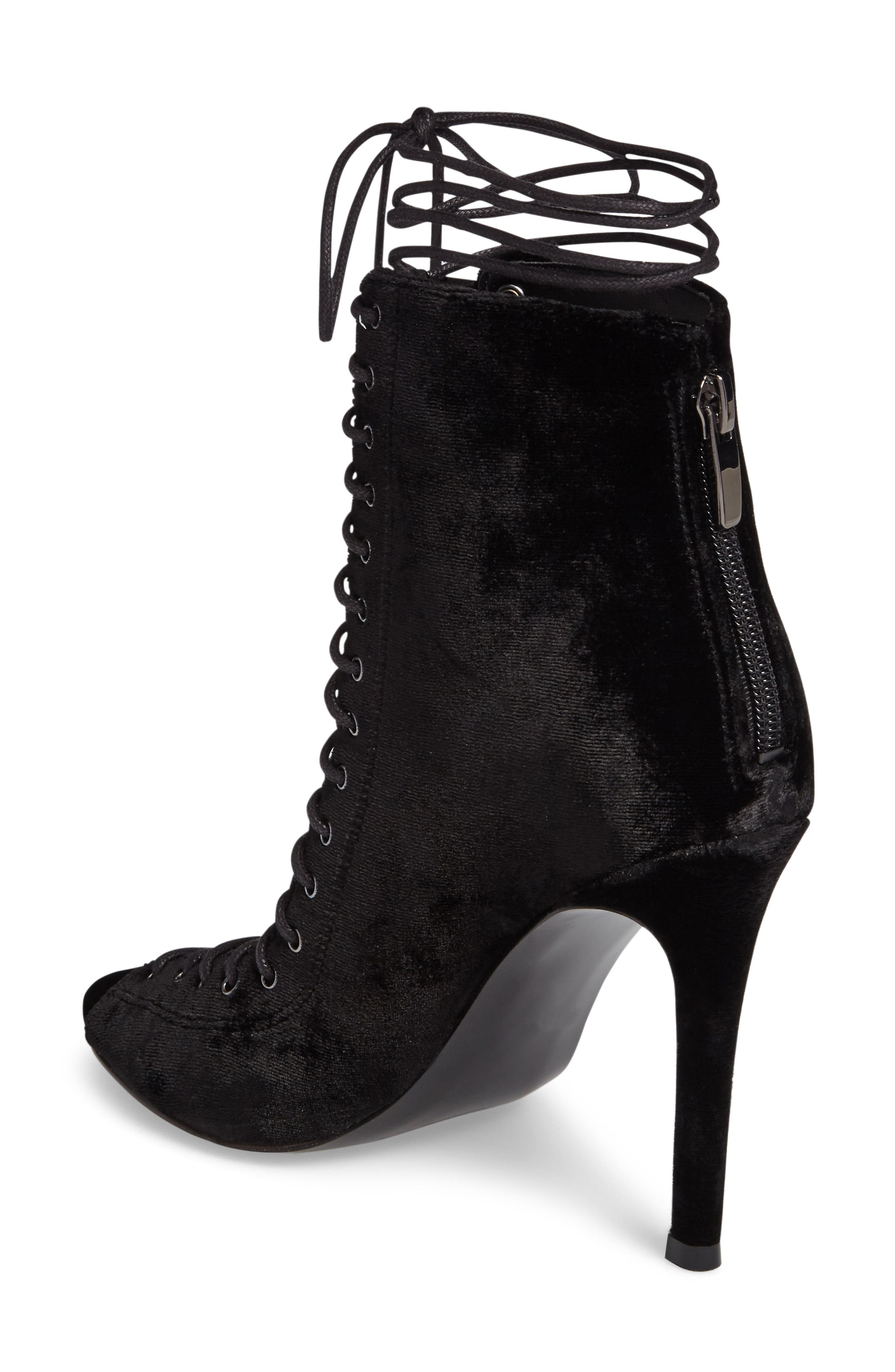 Alternate Image 2  - KENDALL + KYLIE 'Ginny' Lace-Up Sandal (Women)