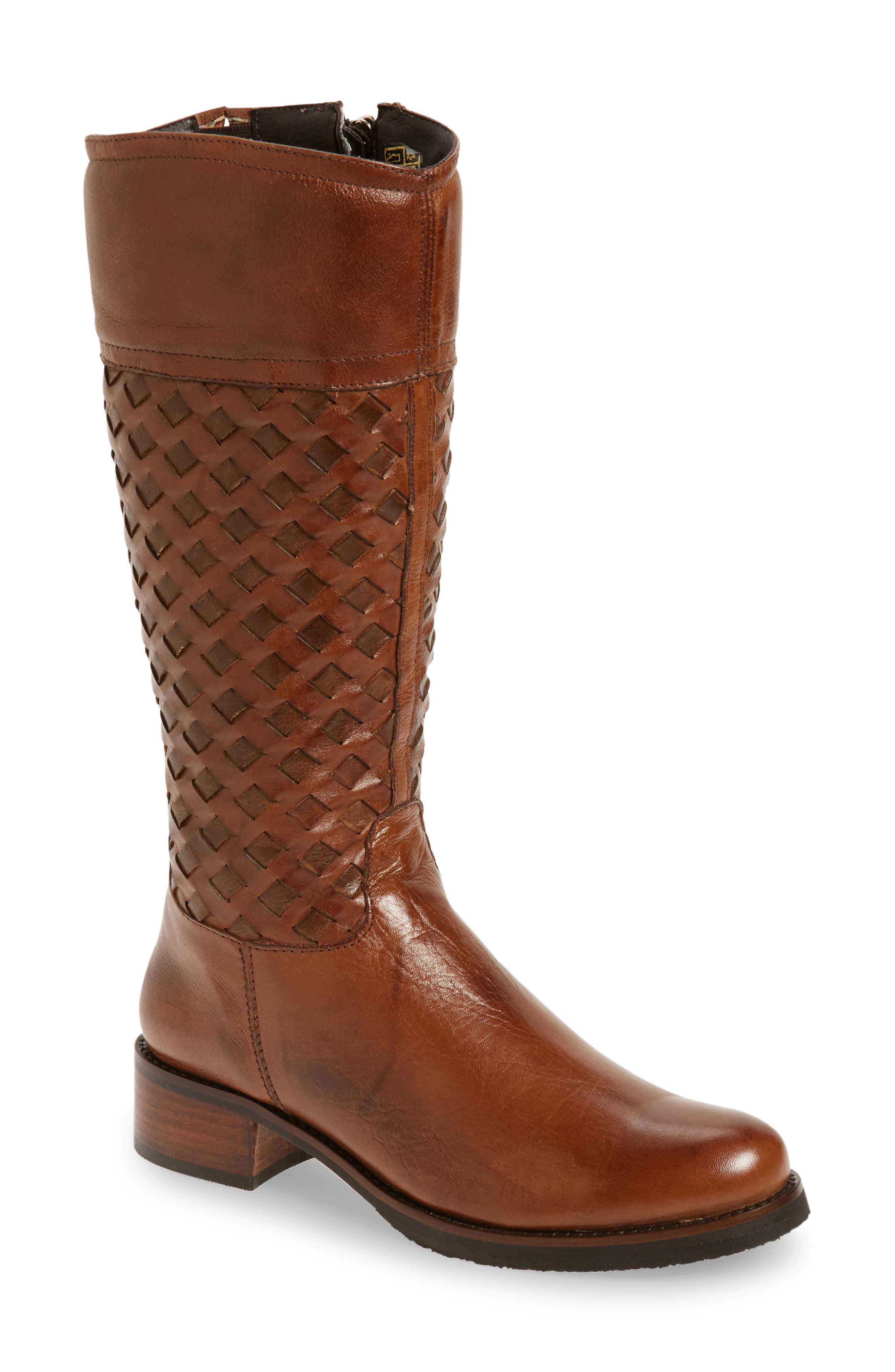 Klub Nico 'Zavelia' Woven Shaft Boot (Women)