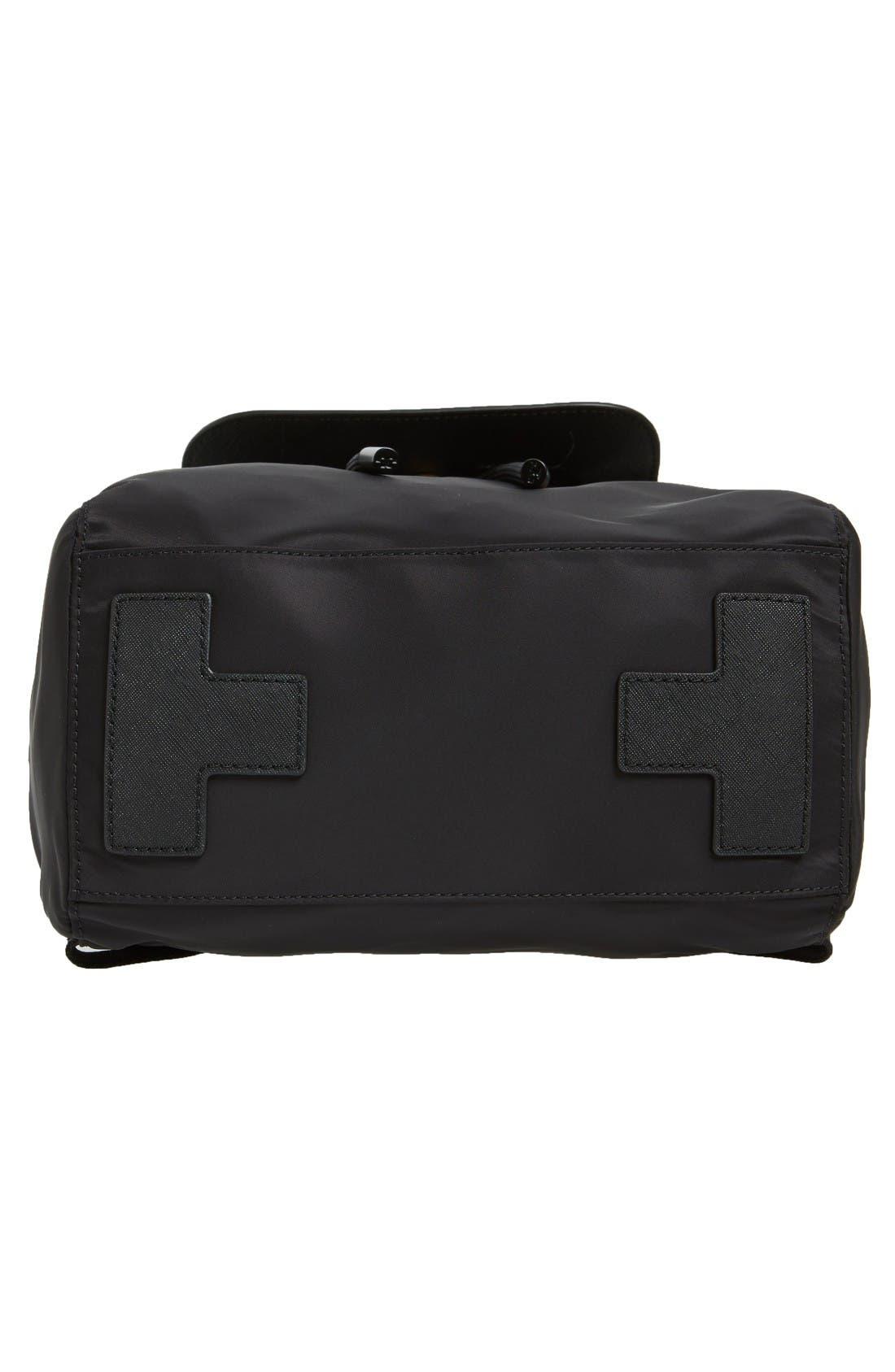 Alternate Image 5  - Tory Burch Mini Scout Nylon Backpack