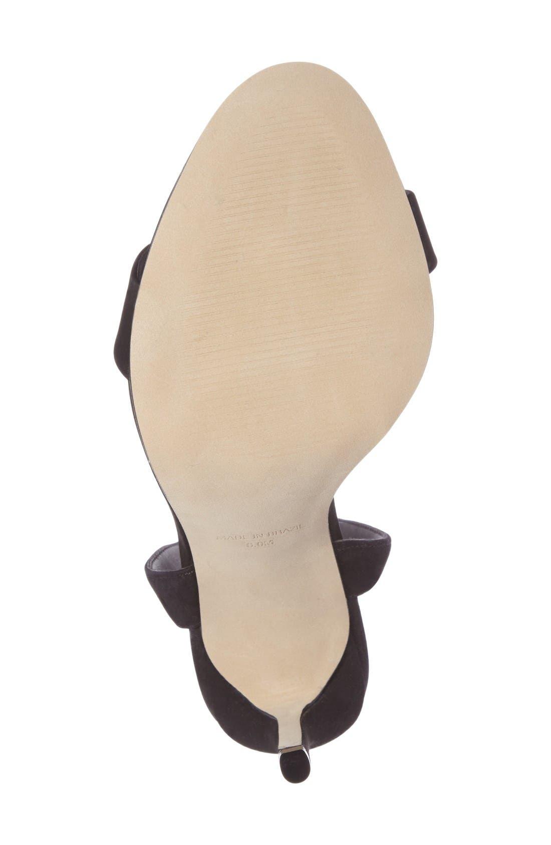 Alternate Image 4  - Steve Madden Landen Ankle Strap Sandal (Women)