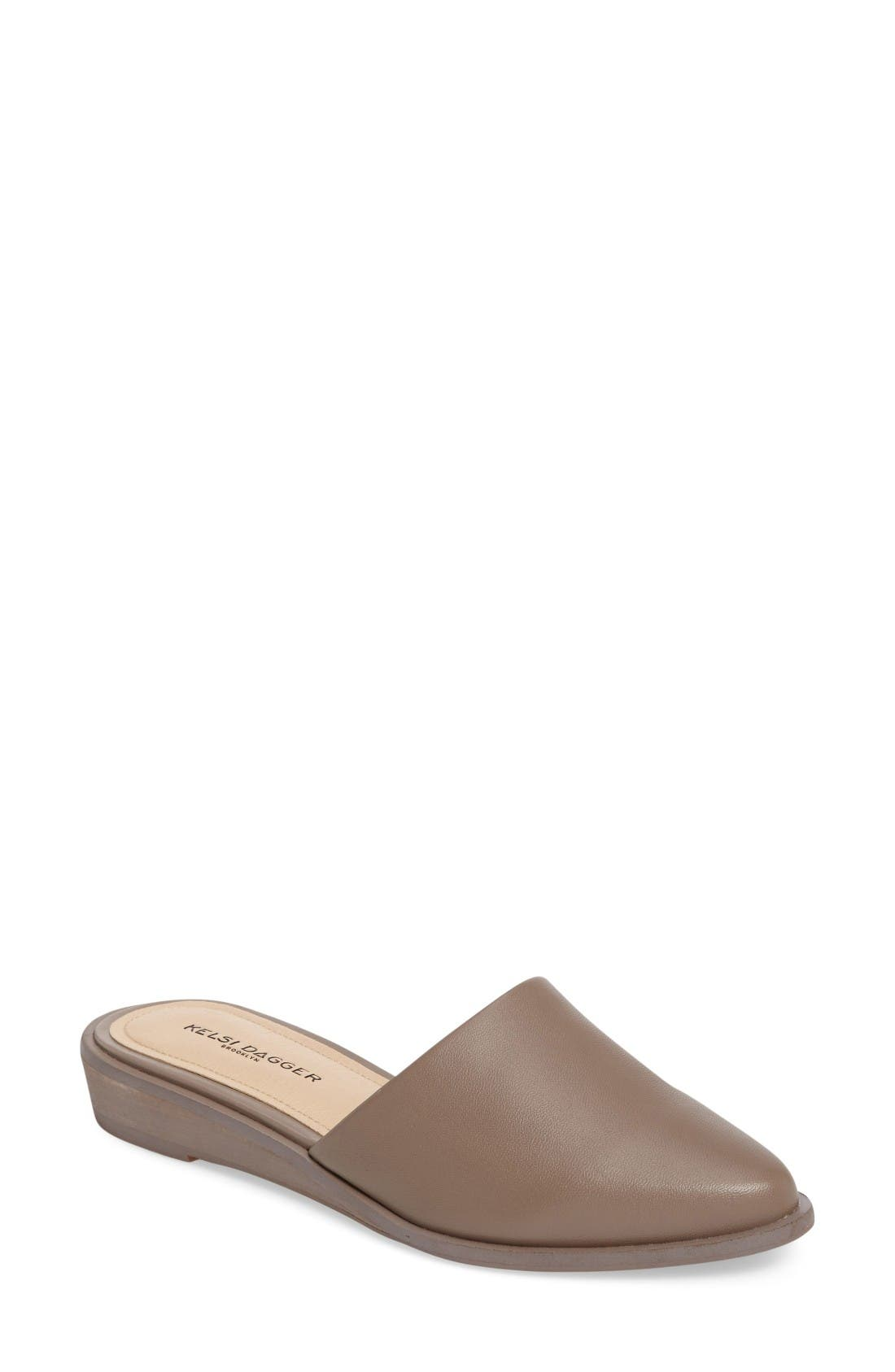 KELSI DAGGER BROOKLYN Amory Wedge Slide