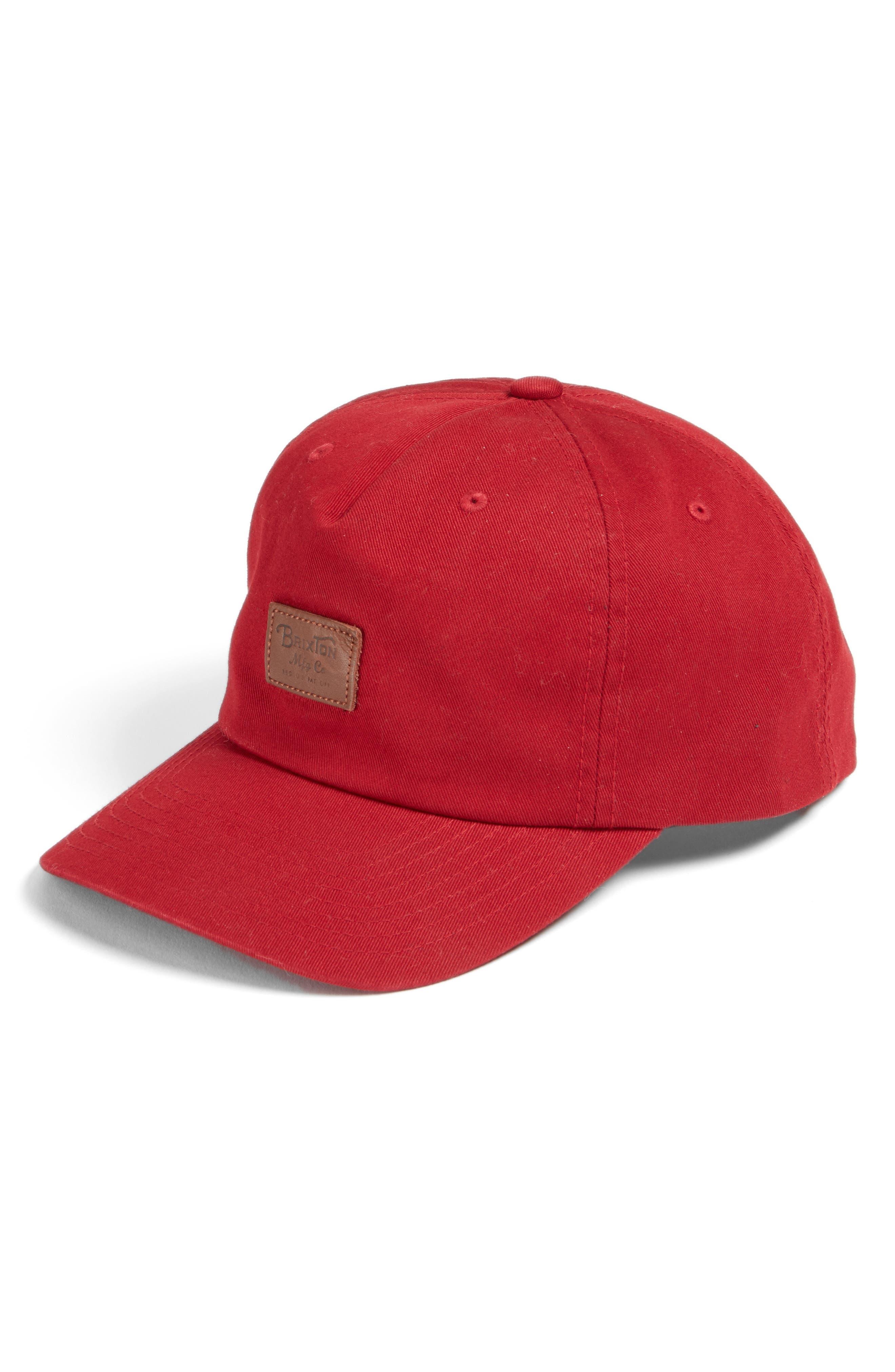 Brixton Grade II Snapback Cap