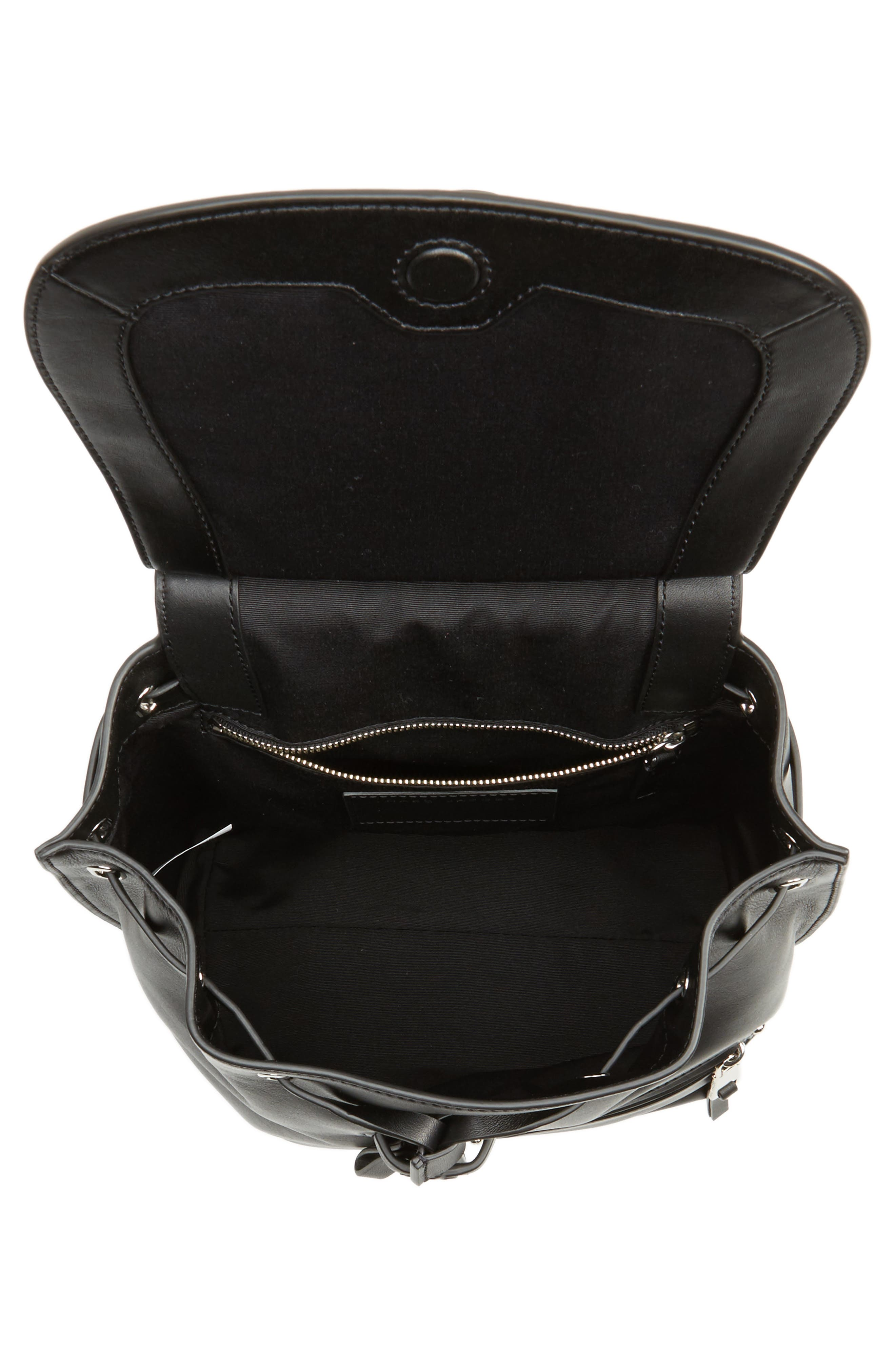 Alternate Image 4  - MARC JACOBS Zip Leather Backpack